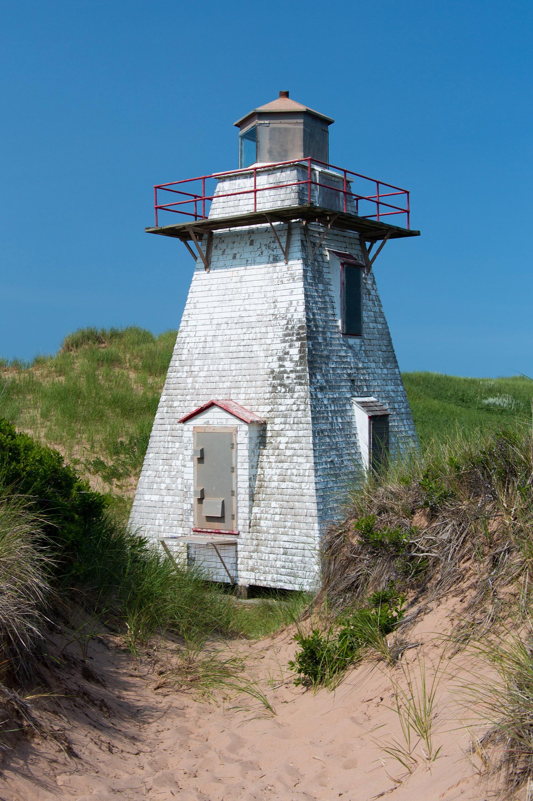 Lighthouse, Atlantic, Redwhite, Navigation, Ocean, HQ Photo