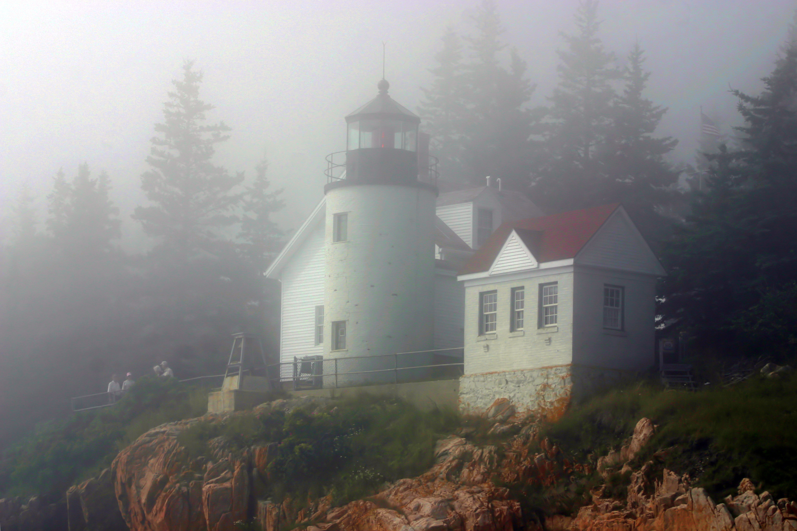 The Lighthouse and the Foghorn | Pathways of the Heart
