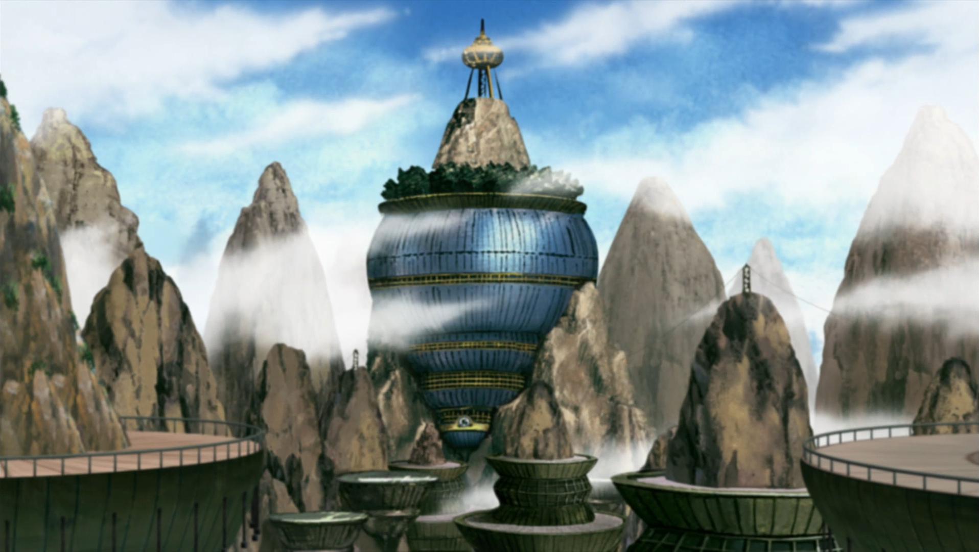 Land of Lightning | Narutopedia | FANDOM powered by Wikia