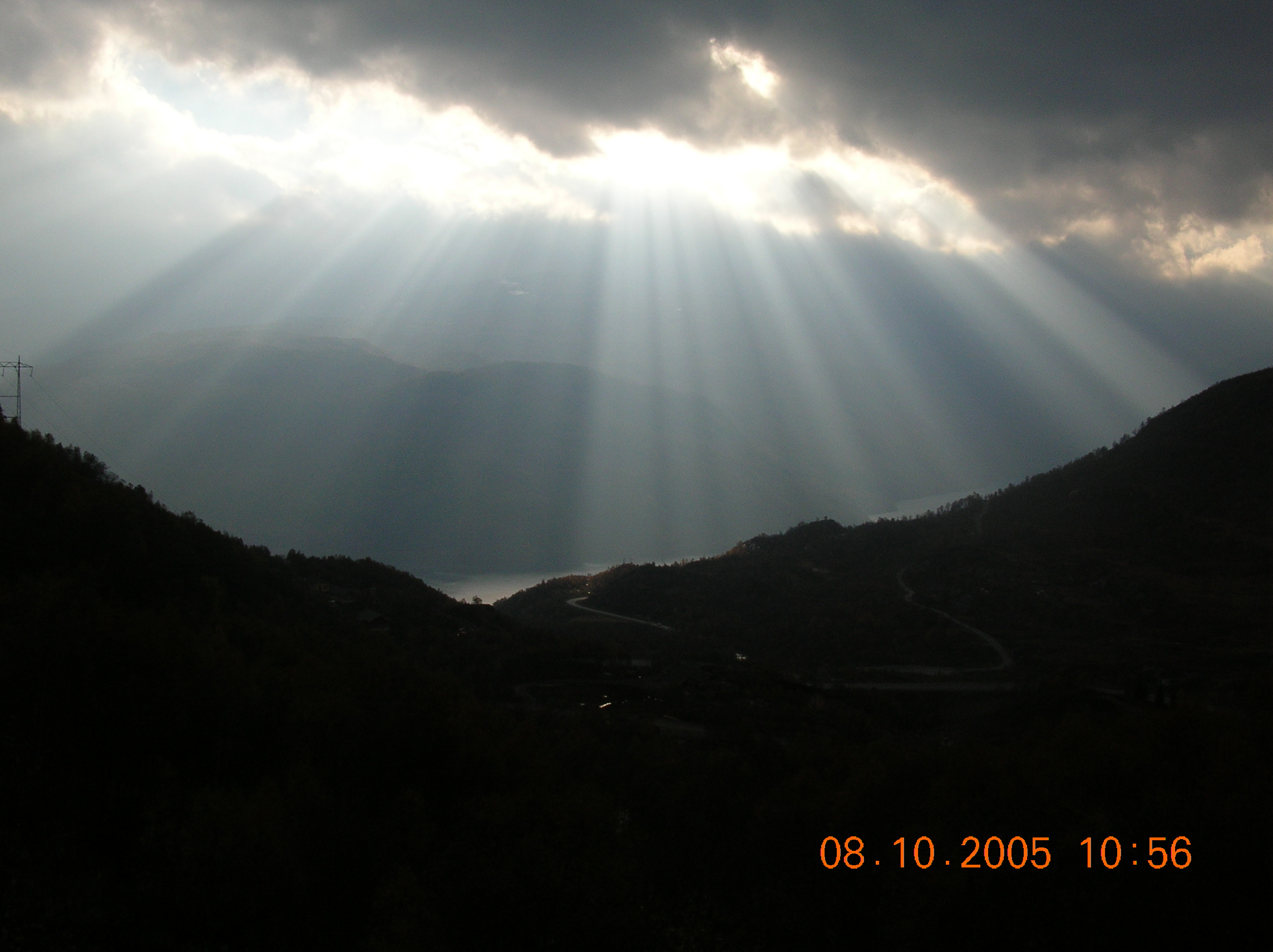 Lightshow photo