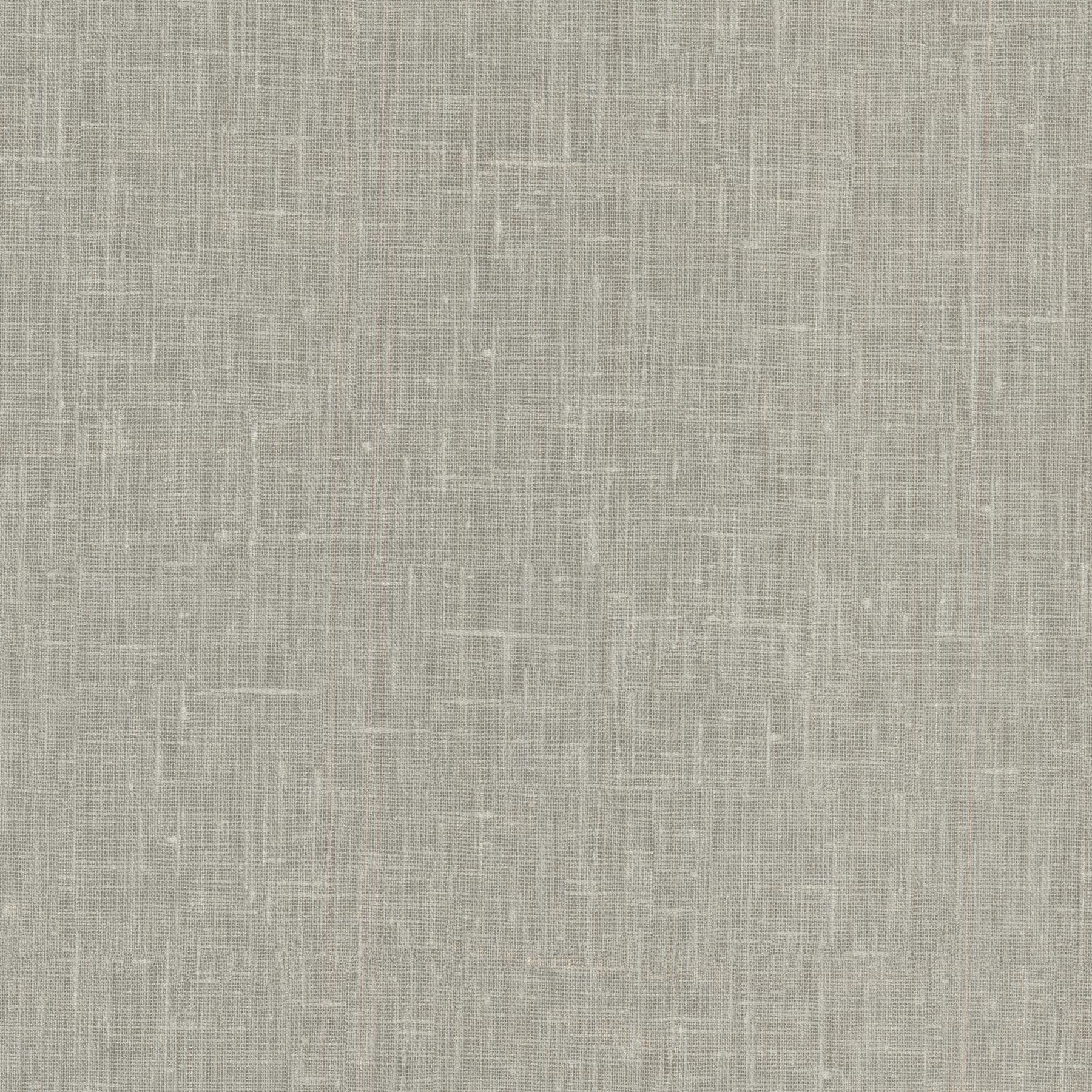 Brewster Wallpaper Linge Light Grey Linen Texture ...