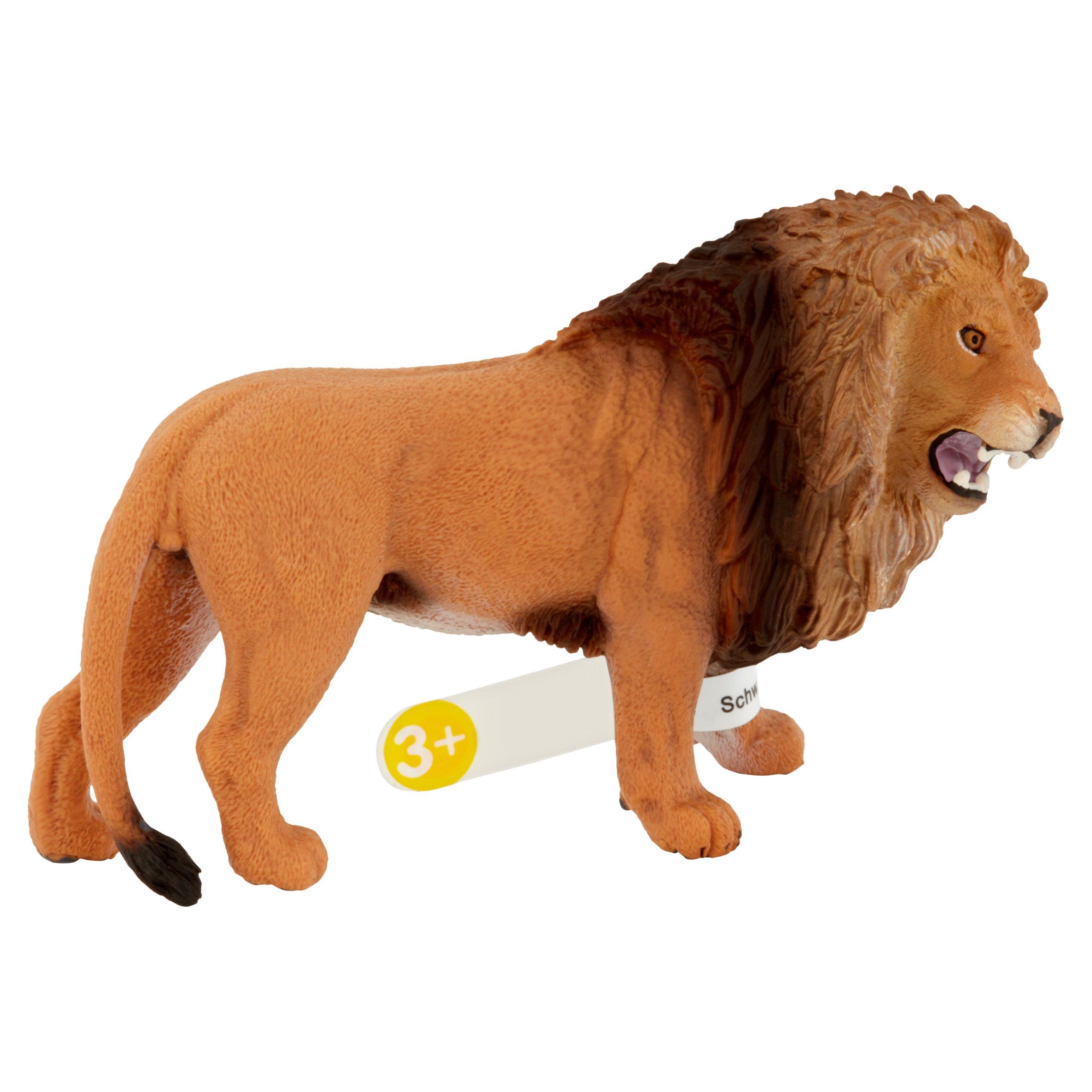Schleich Lion Figure - Walmart.com