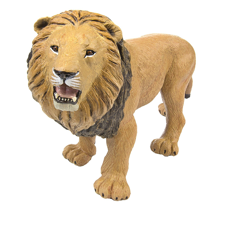 Amazon.com: Safari Ltd Wildlife Wonders Lion Realistic Hand Painted ...