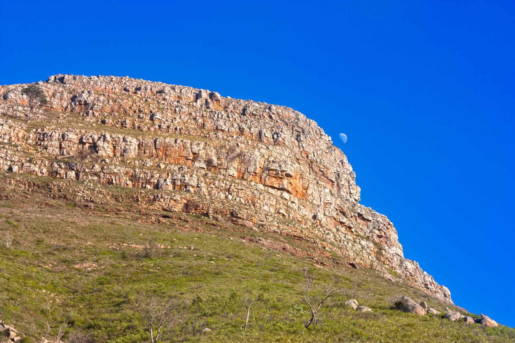 Lion's head mountain - hdr photo