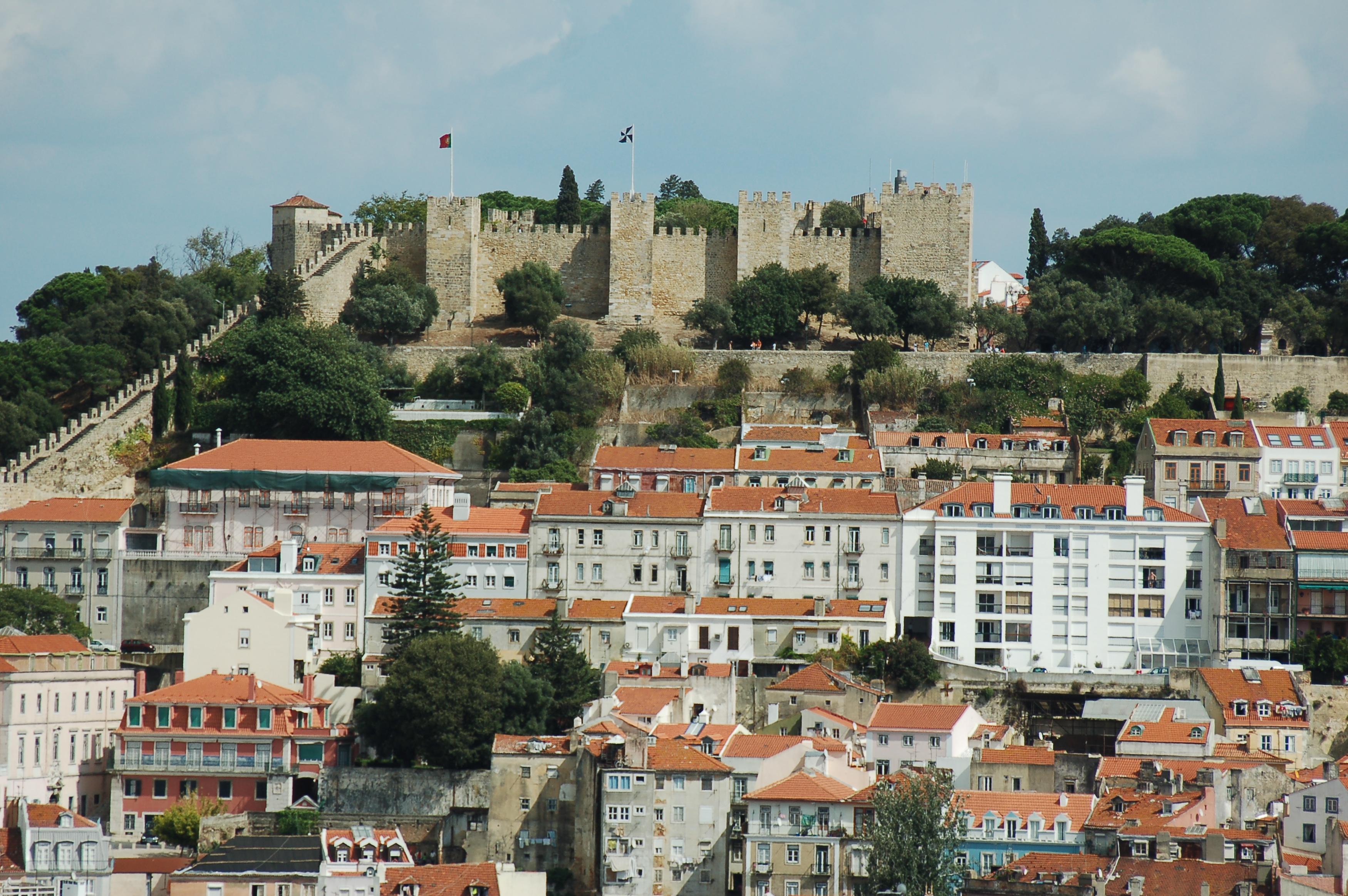 Lisbon viewing area photo