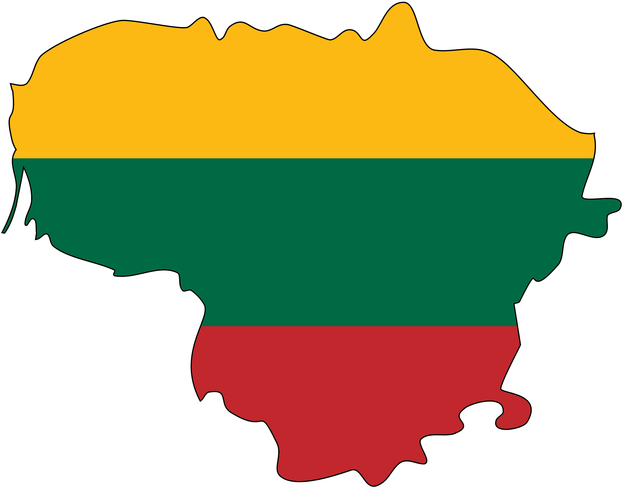 About Lithuania - MedLT