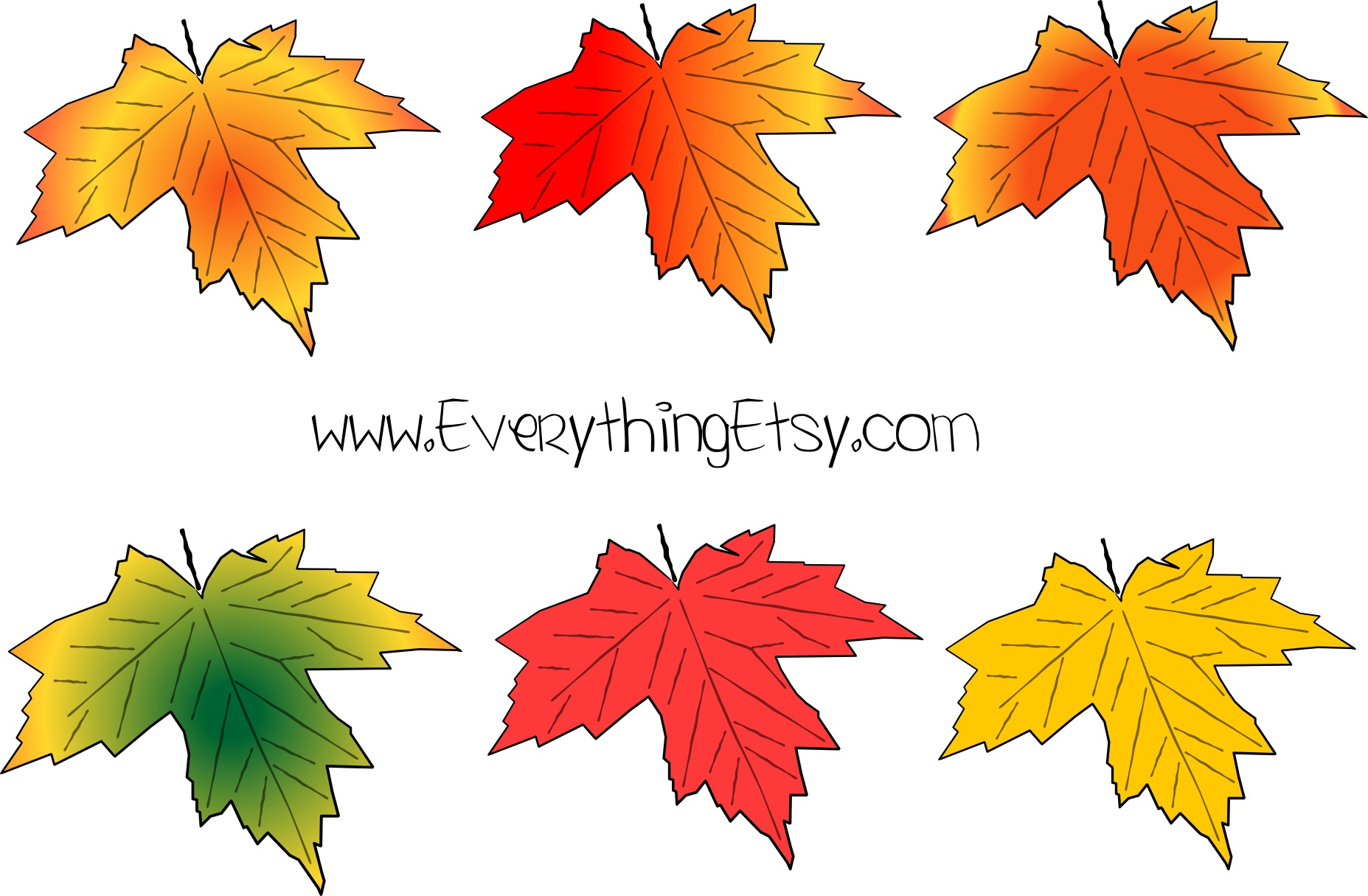 picture about Autumn Leaves Printable called Cost-free image: Small Autumn Leaves - Year, Outside, Minimal