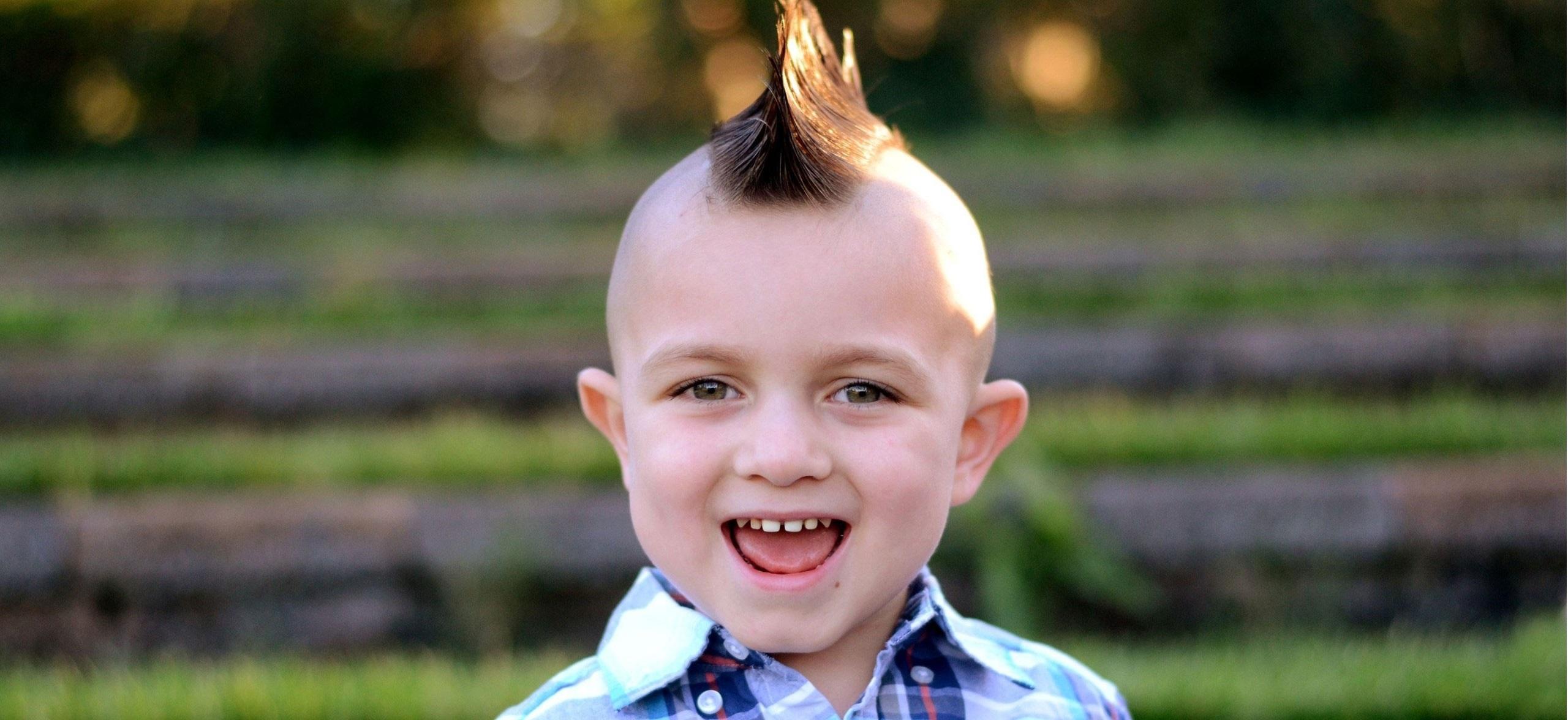 Free Photo: Little Boy
