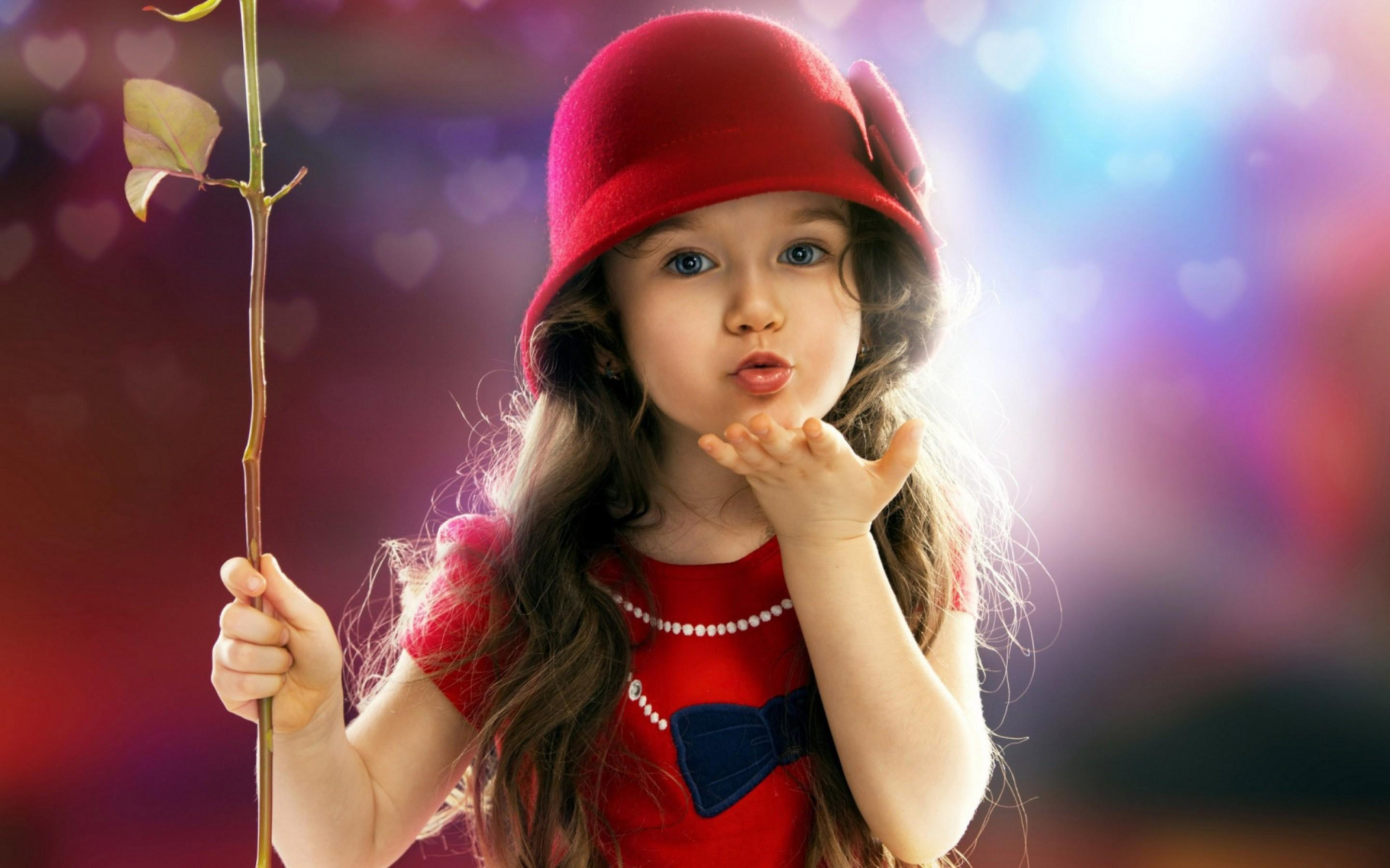 314 Little Girl HD Wallpapers | Background Images - Wallpaper Abyss