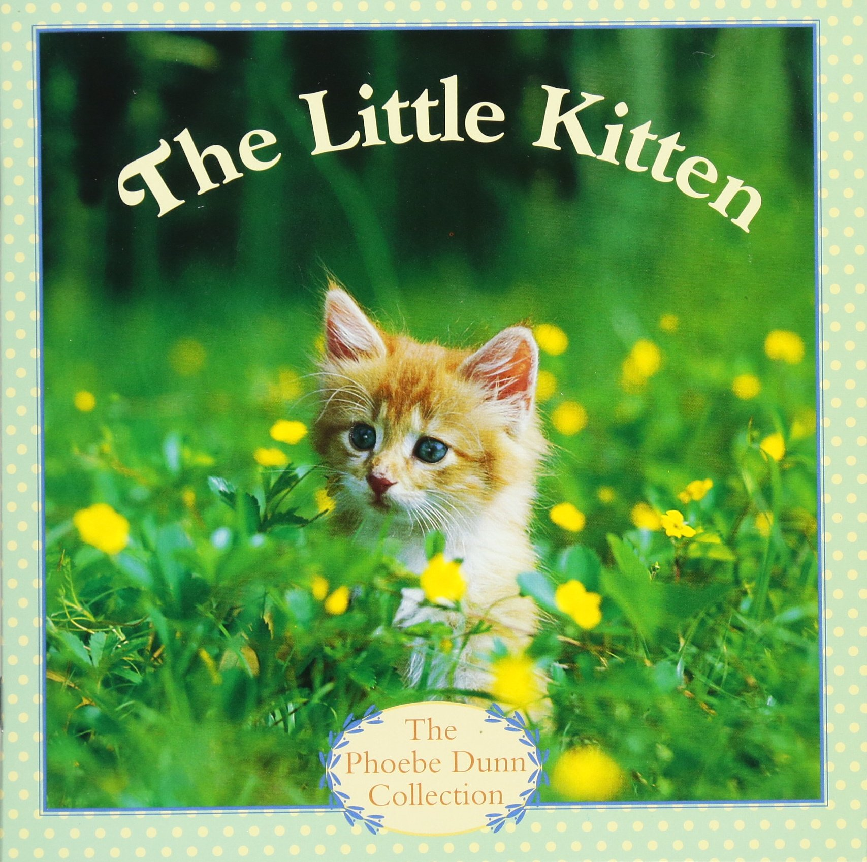 Amazon.com: The Little Kitten (Pictureback(R)) (9780394858180): Judy ...