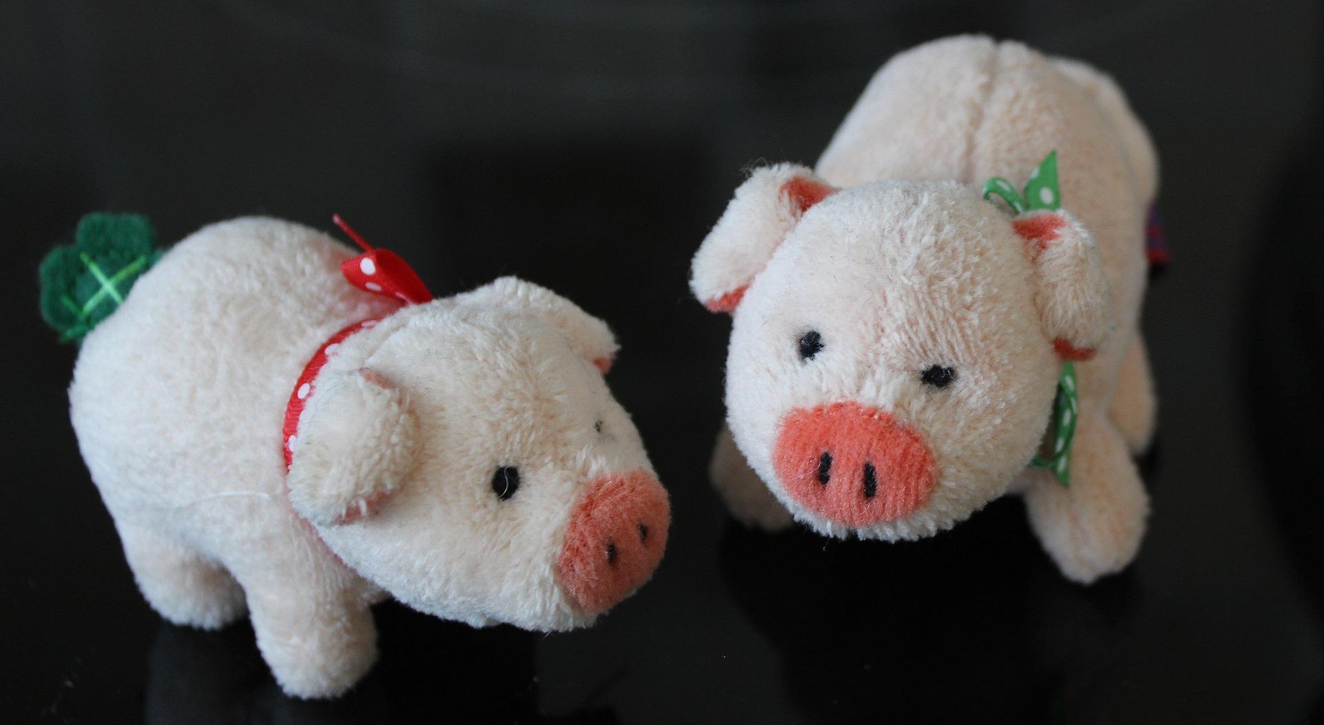 Little Pigs, Fig, Figure, Little, Object, HQ Photo