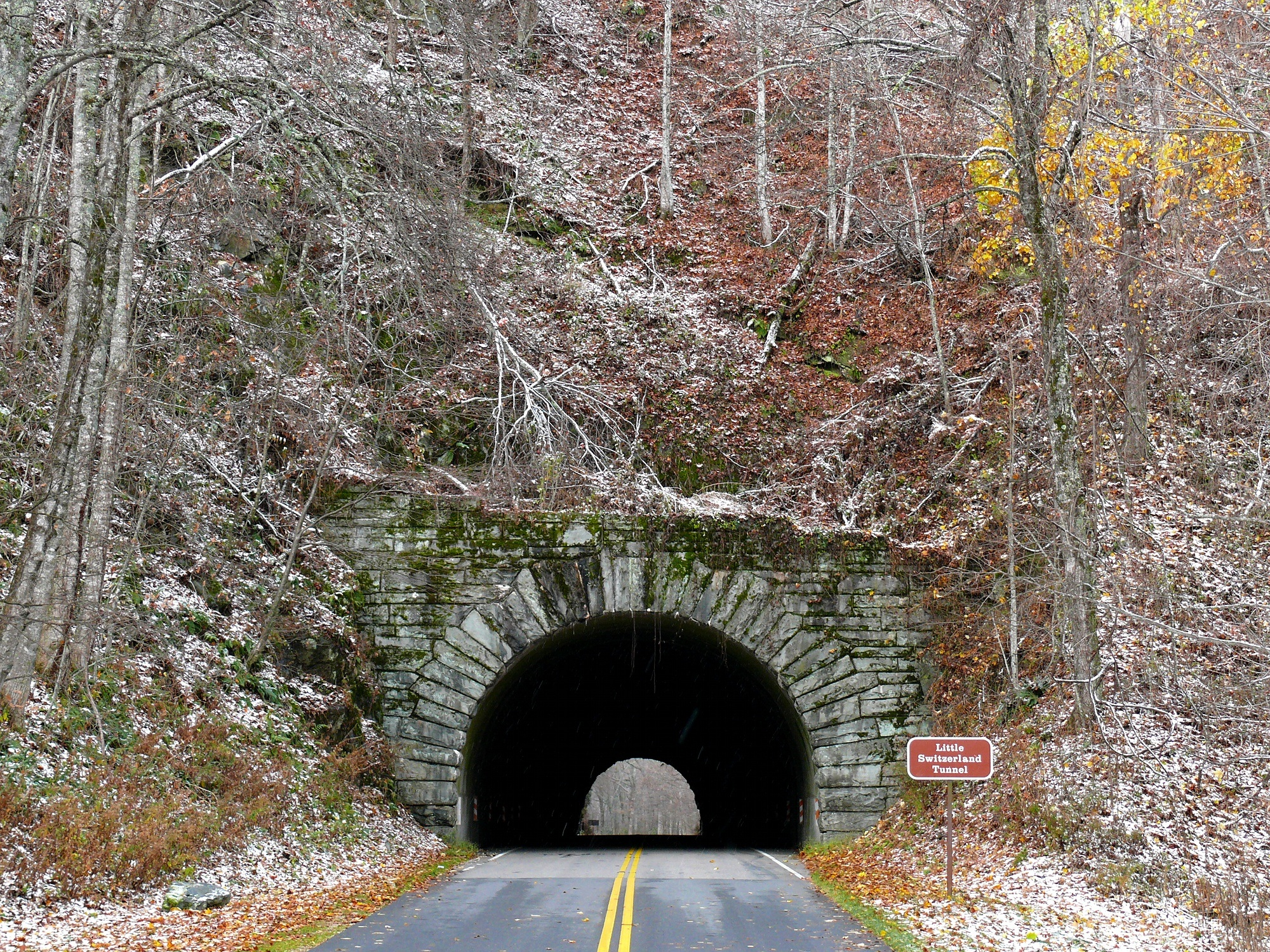 Little Switzerland Tunnel, Nature, Path, Road, Route, HQ Photo