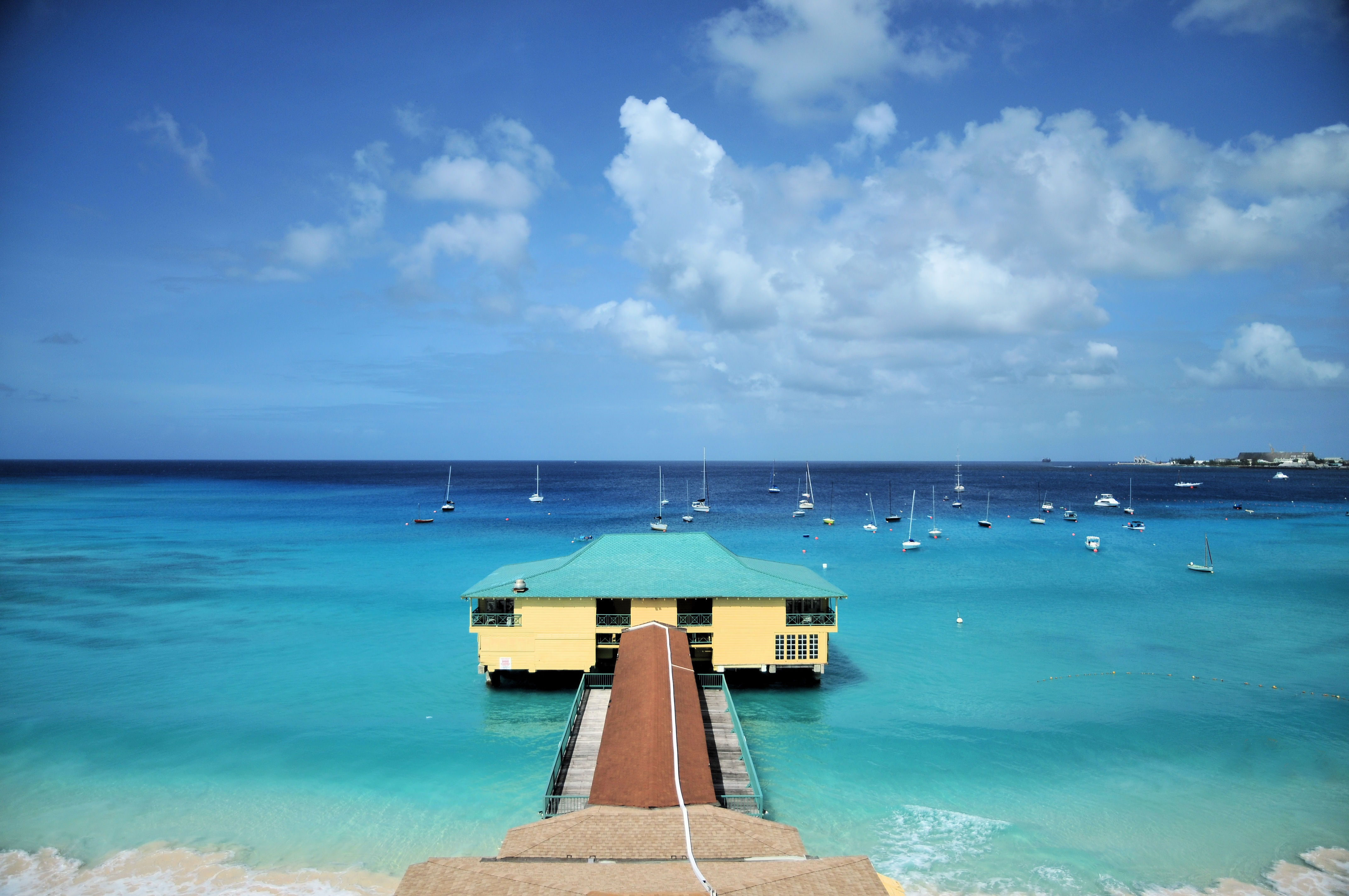 Living in barbados photo