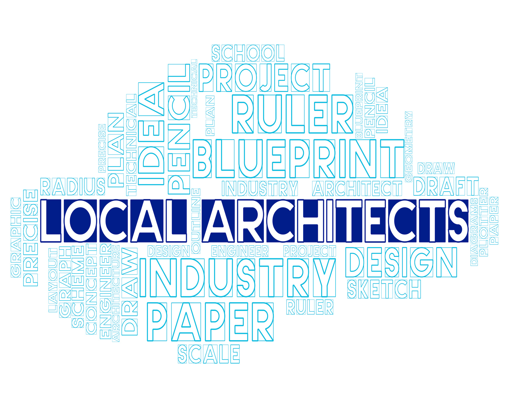 Local Architects Represents Building Draftsman And Career