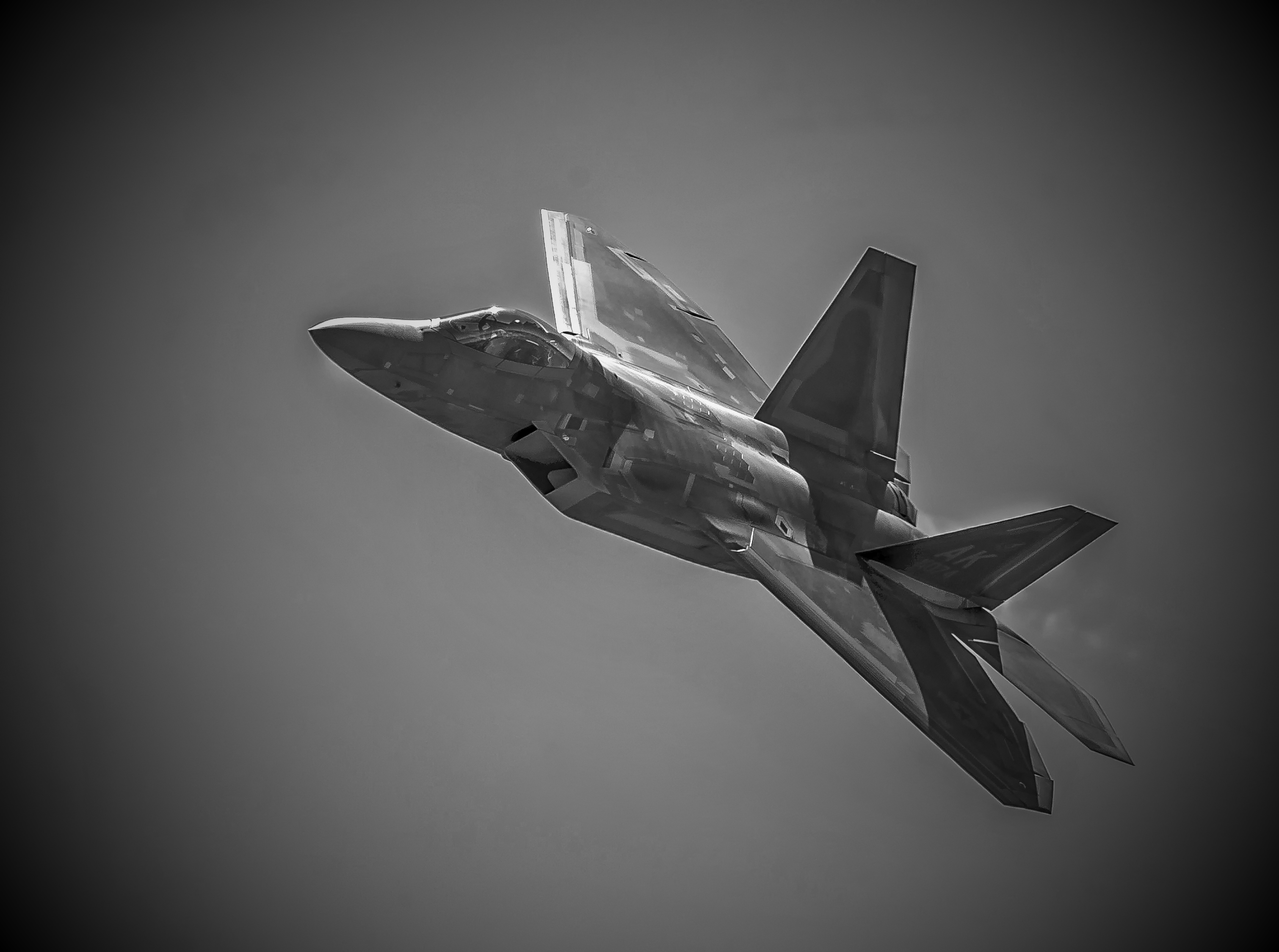Lockheed martin f-22a raptor photo