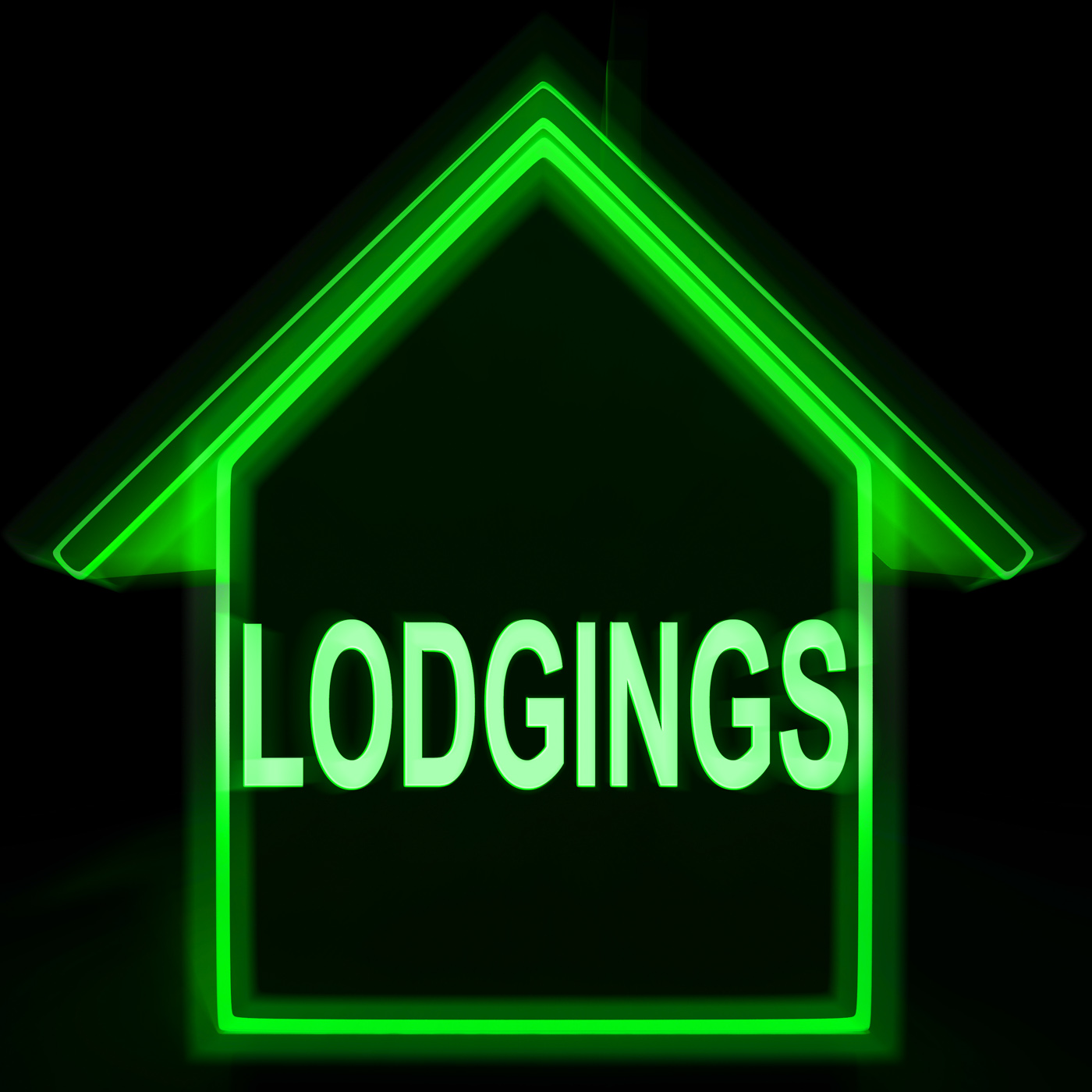 Lodgings home means rooms accommodation or vacancies photo