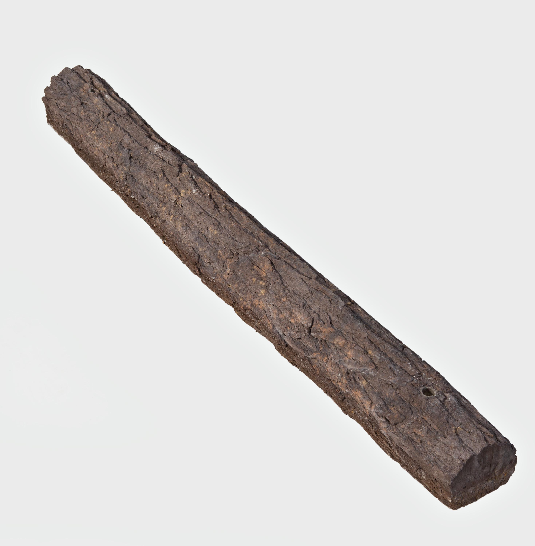 Concrete Log Parking Blocks - Nitterhouse Masonry