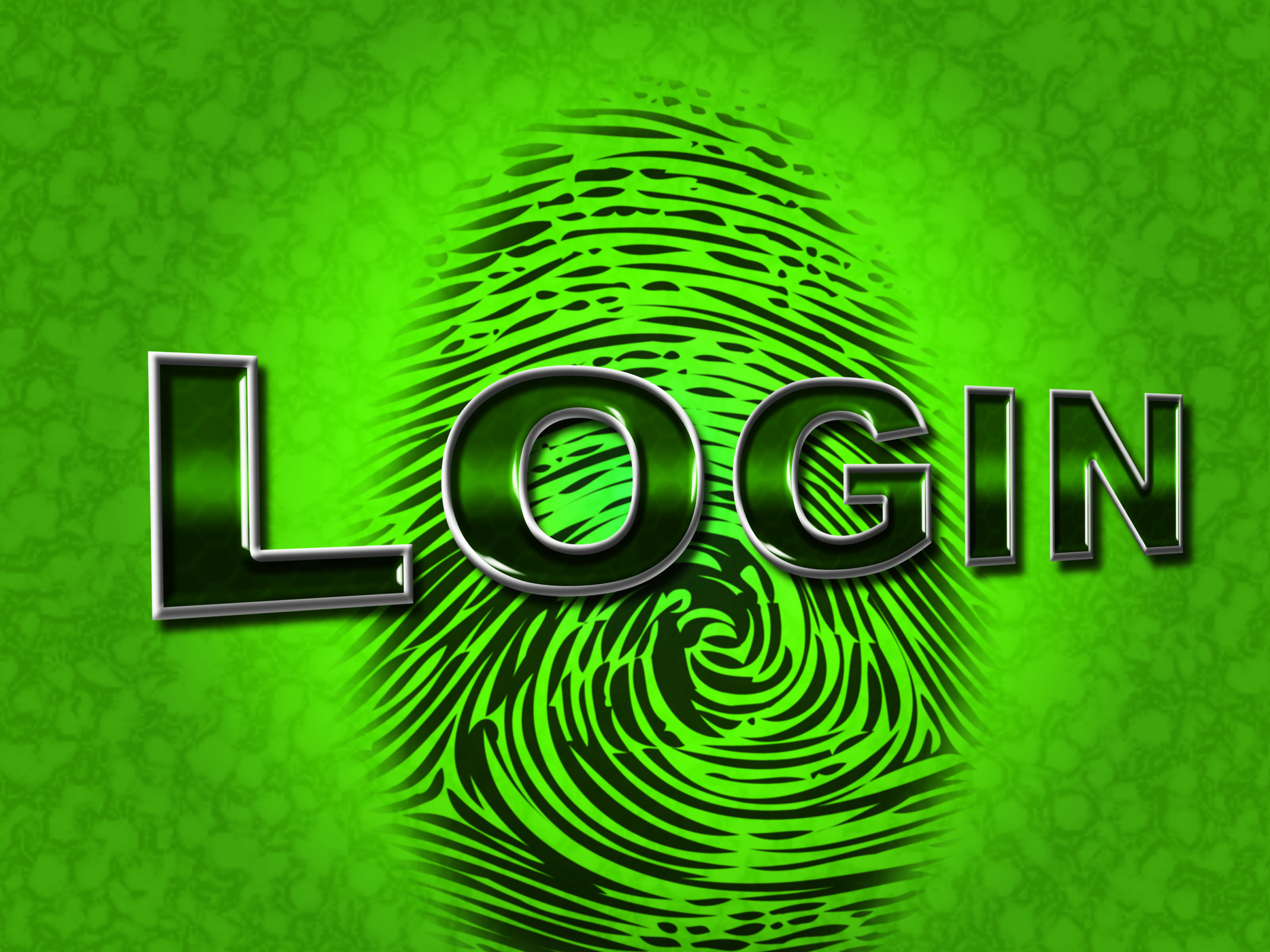 Login security shows logon restricted and username photo