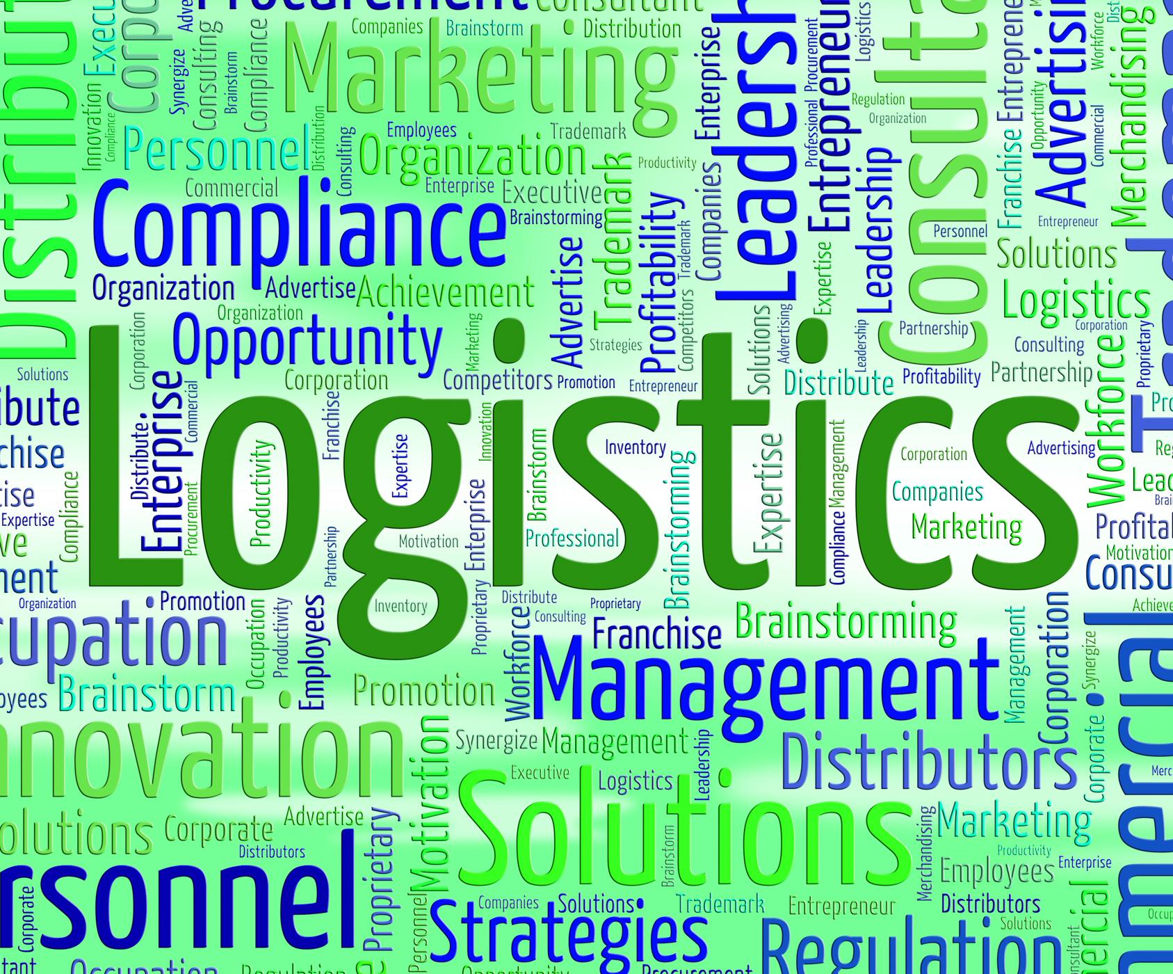 Logistics Word Represents Coordinate Wordcloud And Plans, Analysis, Plans, Wordclouds, Wordcloud, HQ Photo