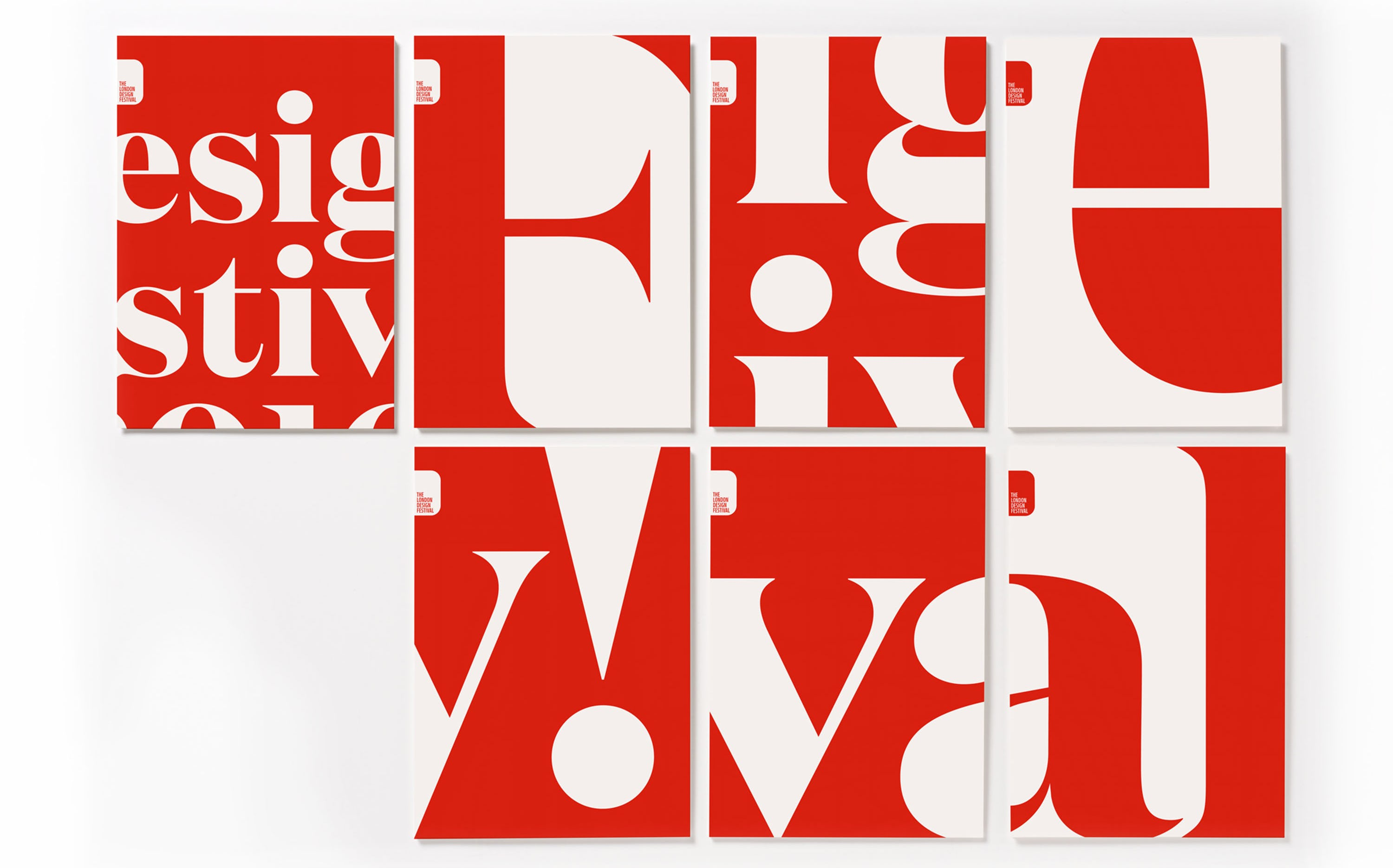 London Design Festival · Fonts In Use · Klim Type Foundry