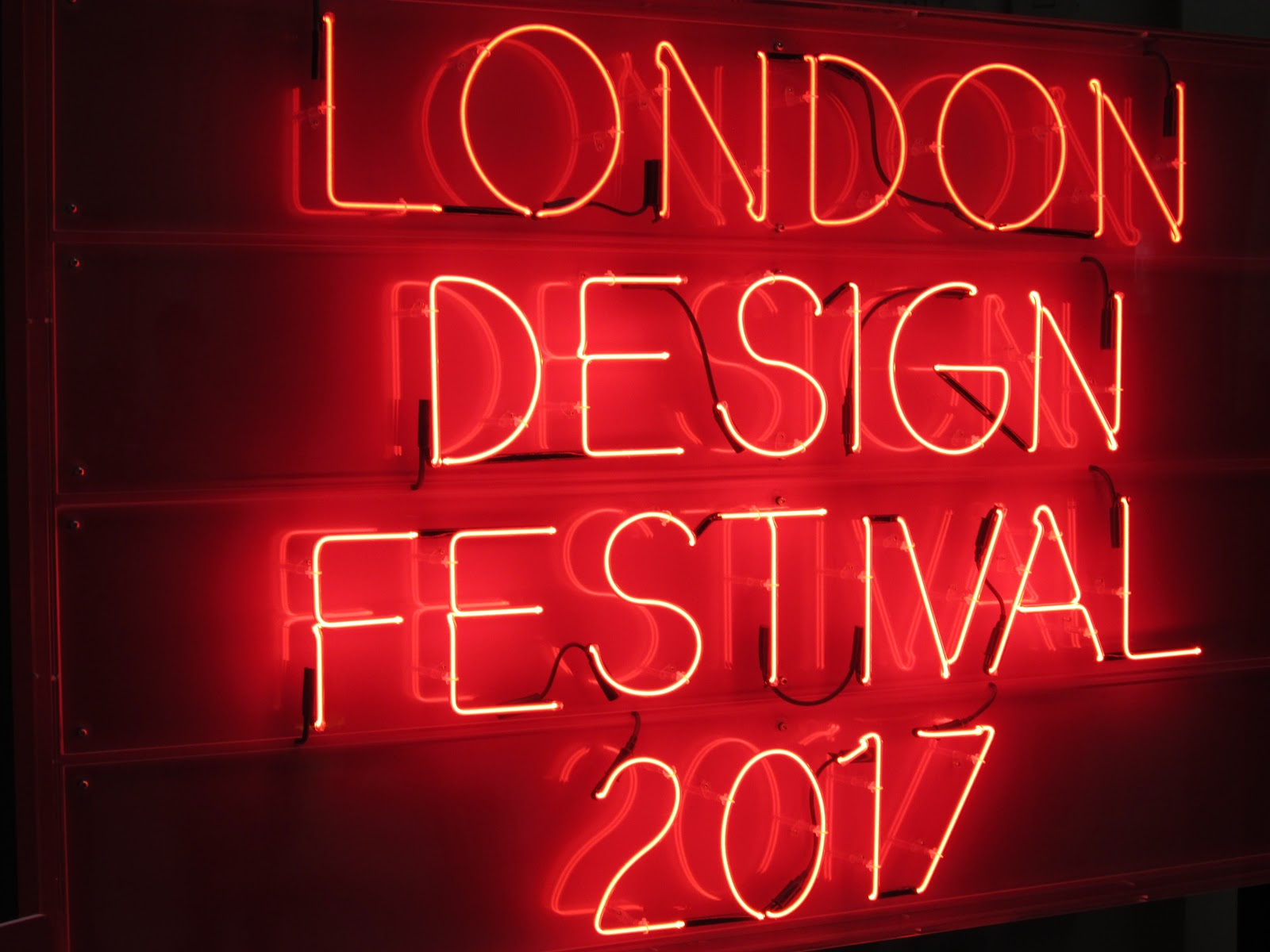 joseph scissorhands: London Design Festival at the V&A 2017