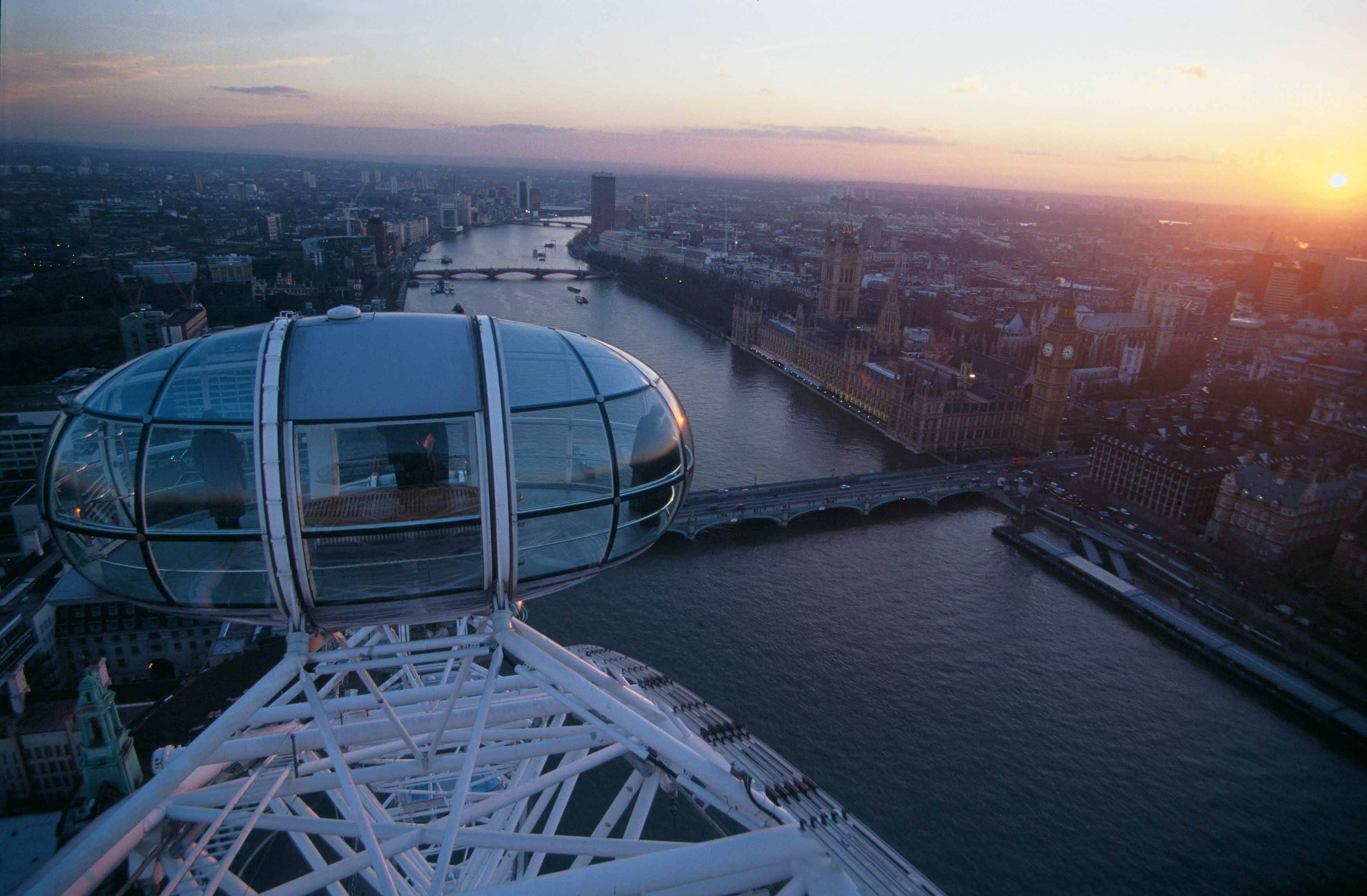 Private Capsules - London Eye