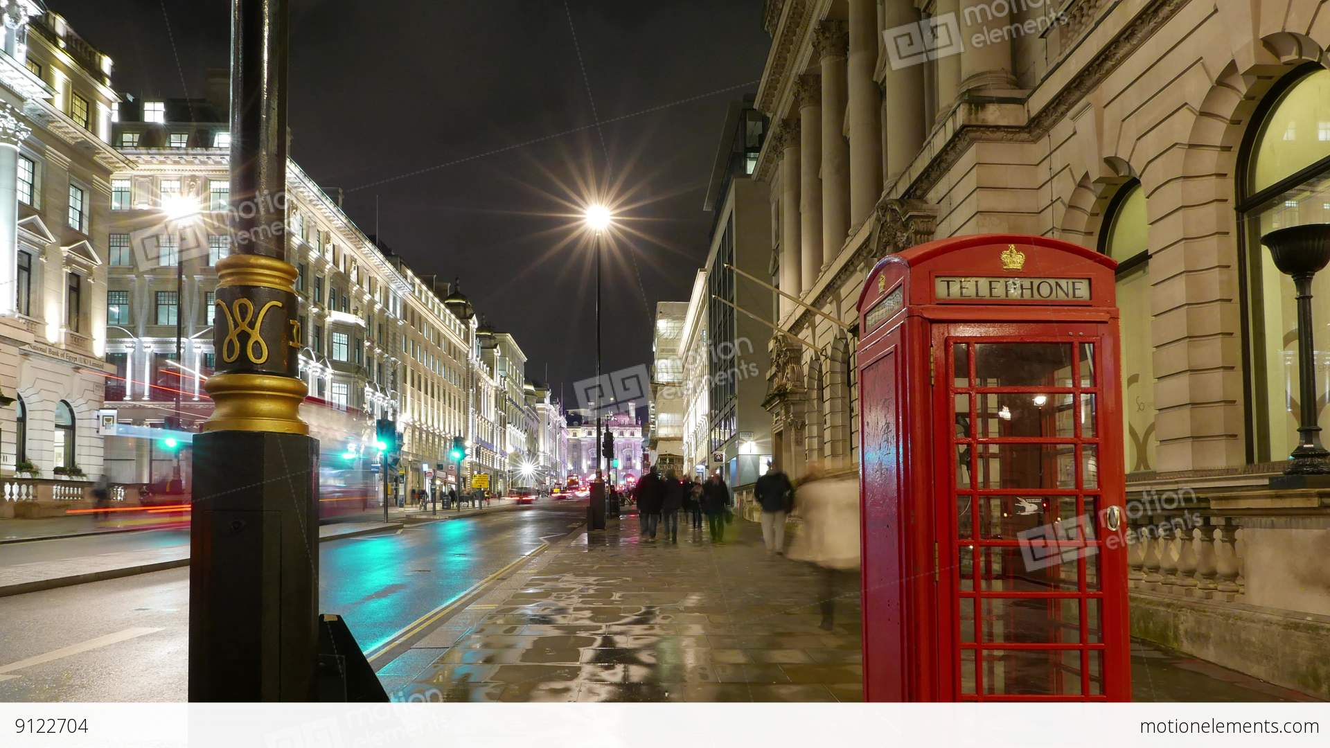 Free Photo London Street