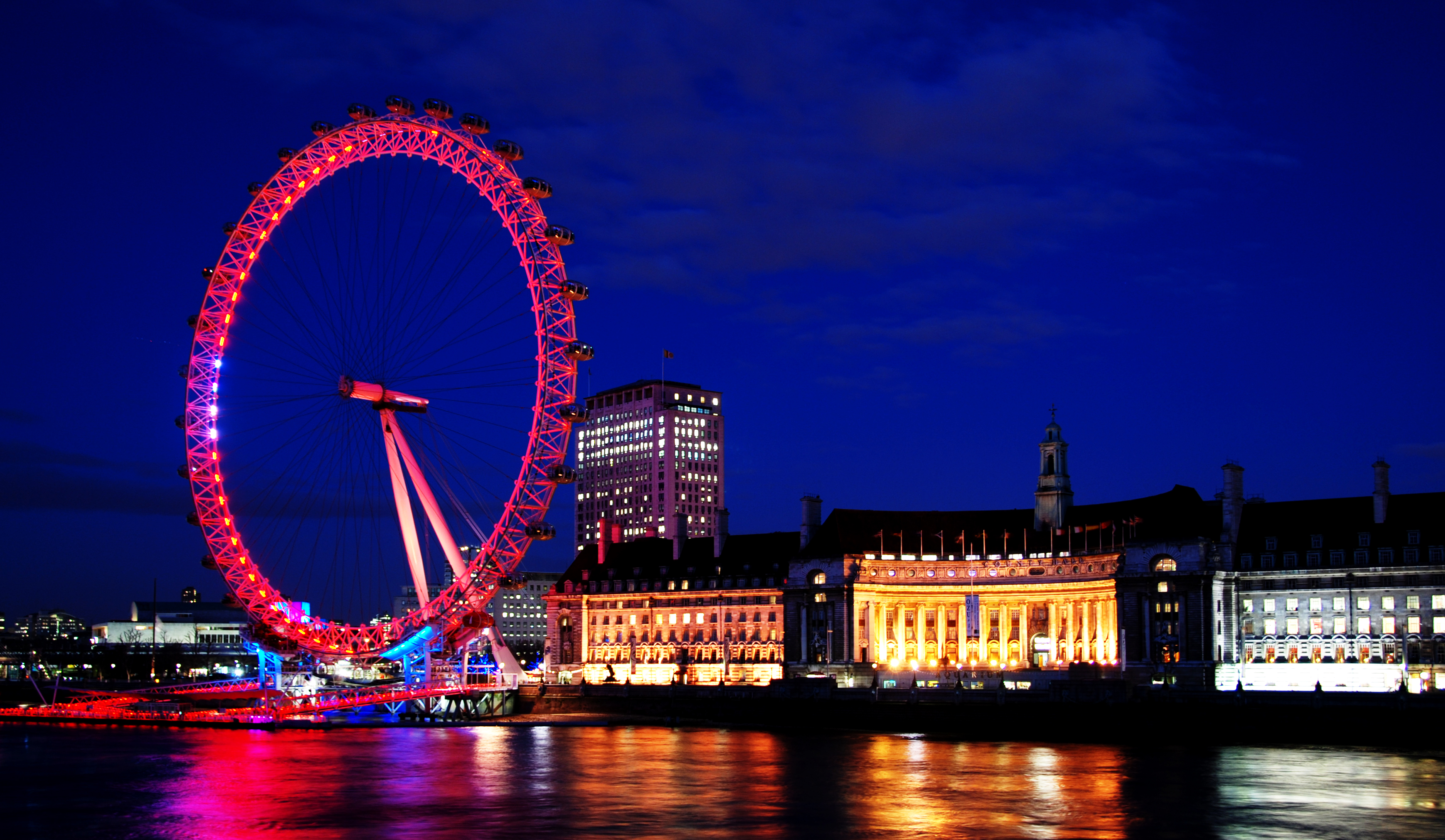 London Eye | VISIT ALL OVER THE WORLD