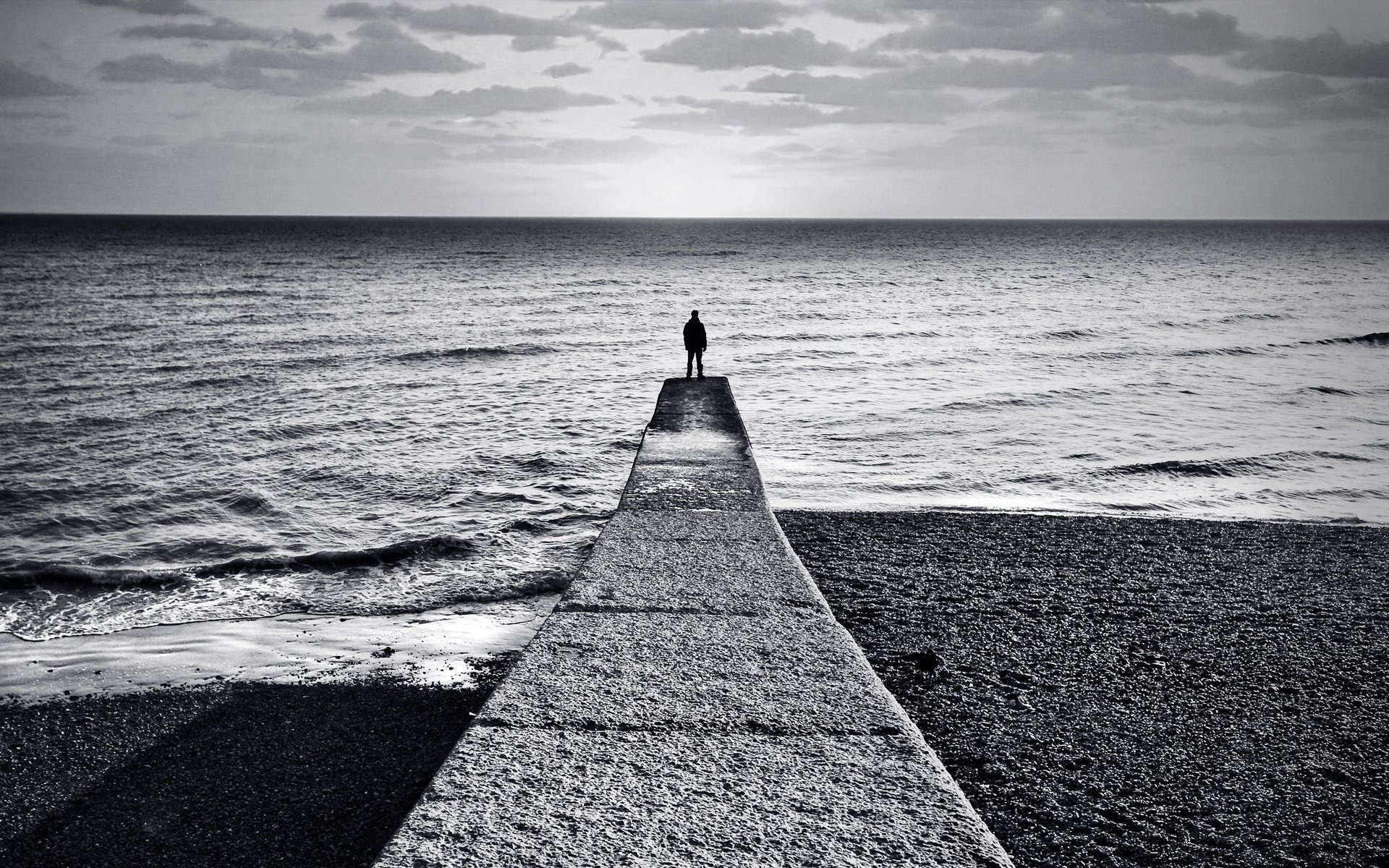 Lonely photo