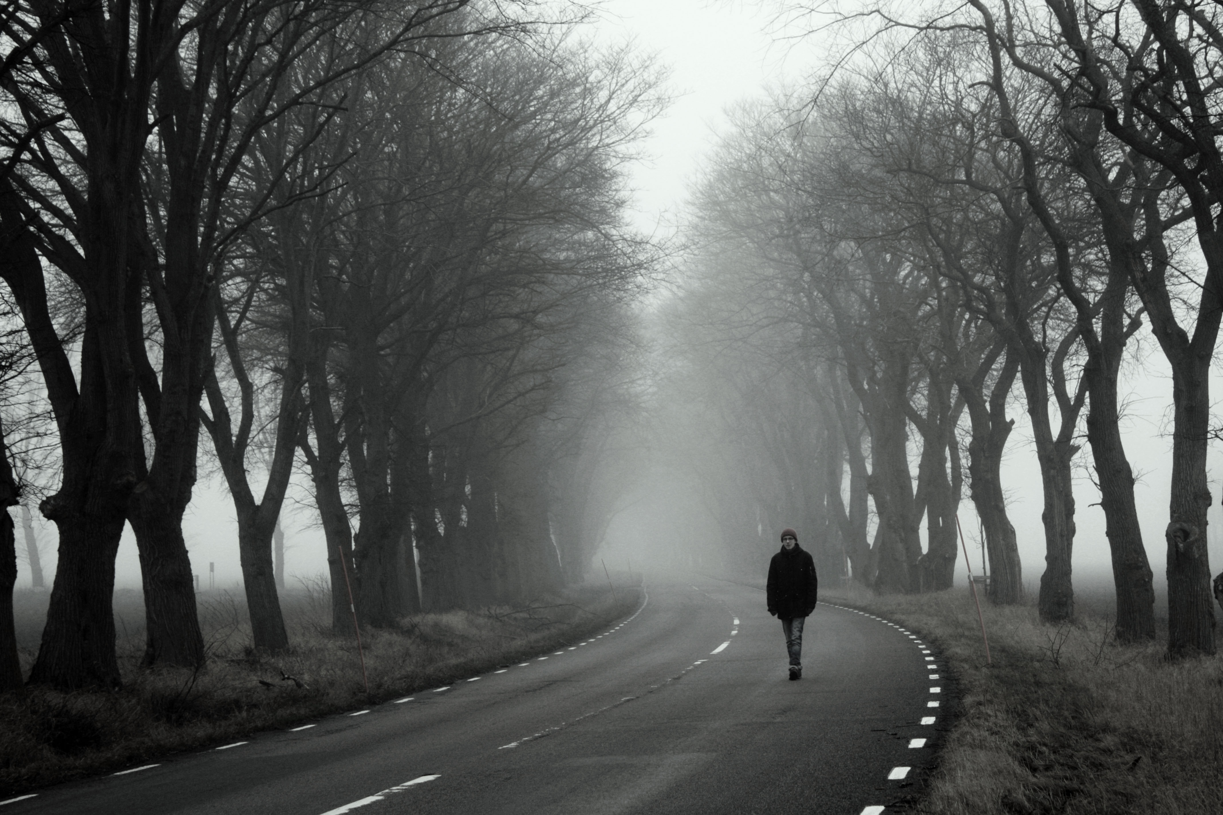 The Lonely Road   Broken Light: A Photography Collective