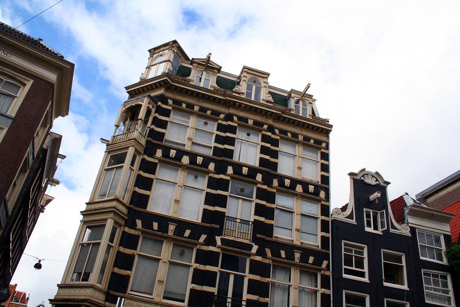 Looking upwards, Amsterdam, Dark, Day, Dutch, HQ Photo