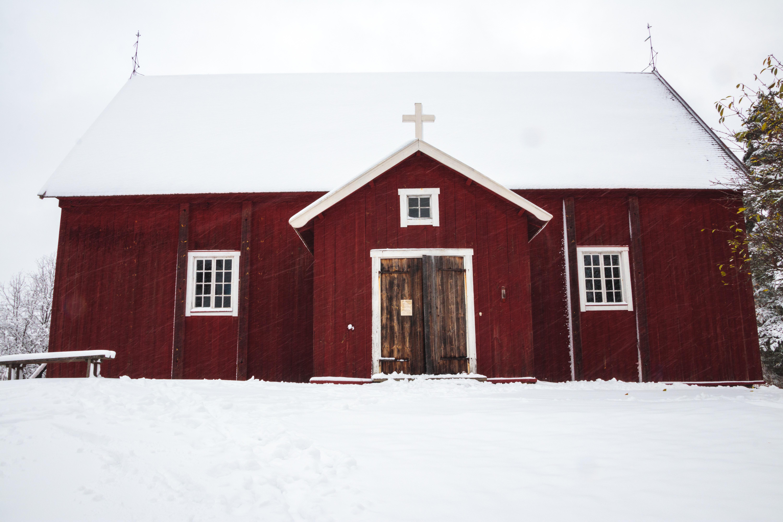 Lopen vanhan kirkko, Loppi, Finland, Älykkäät palvelut, Naturetourism, Visitloppi, Visithäme, HQ Photo