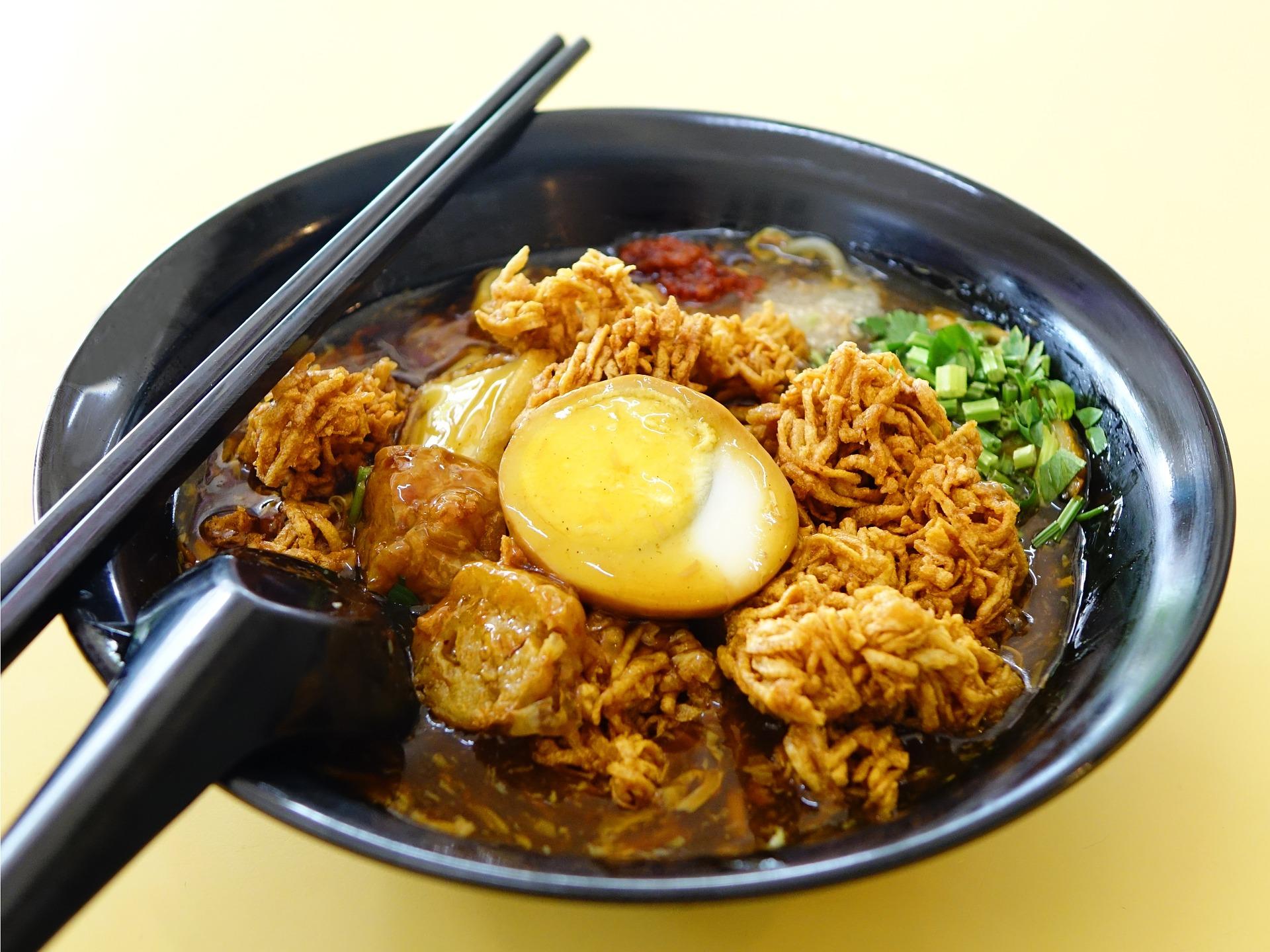 Lor Mee, Chinese, Dish, Food, Fresh, HQ Photo