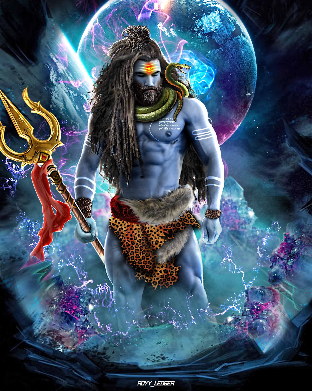Free photo: Lord shiva - Shiva, Statue, Sculpture - Free