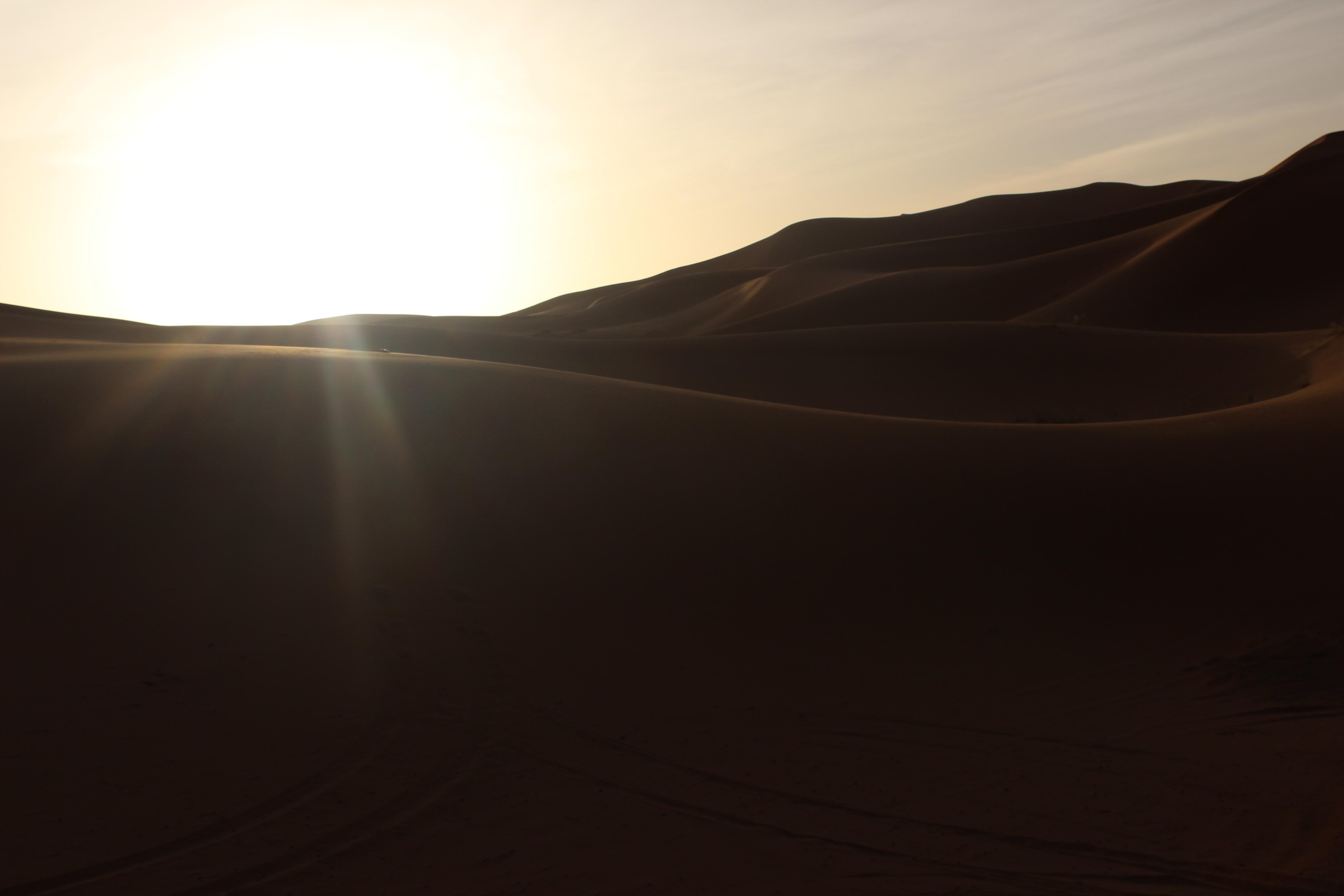 Lost, Curve, Curvy, Desert, Deserted, HQ Photo