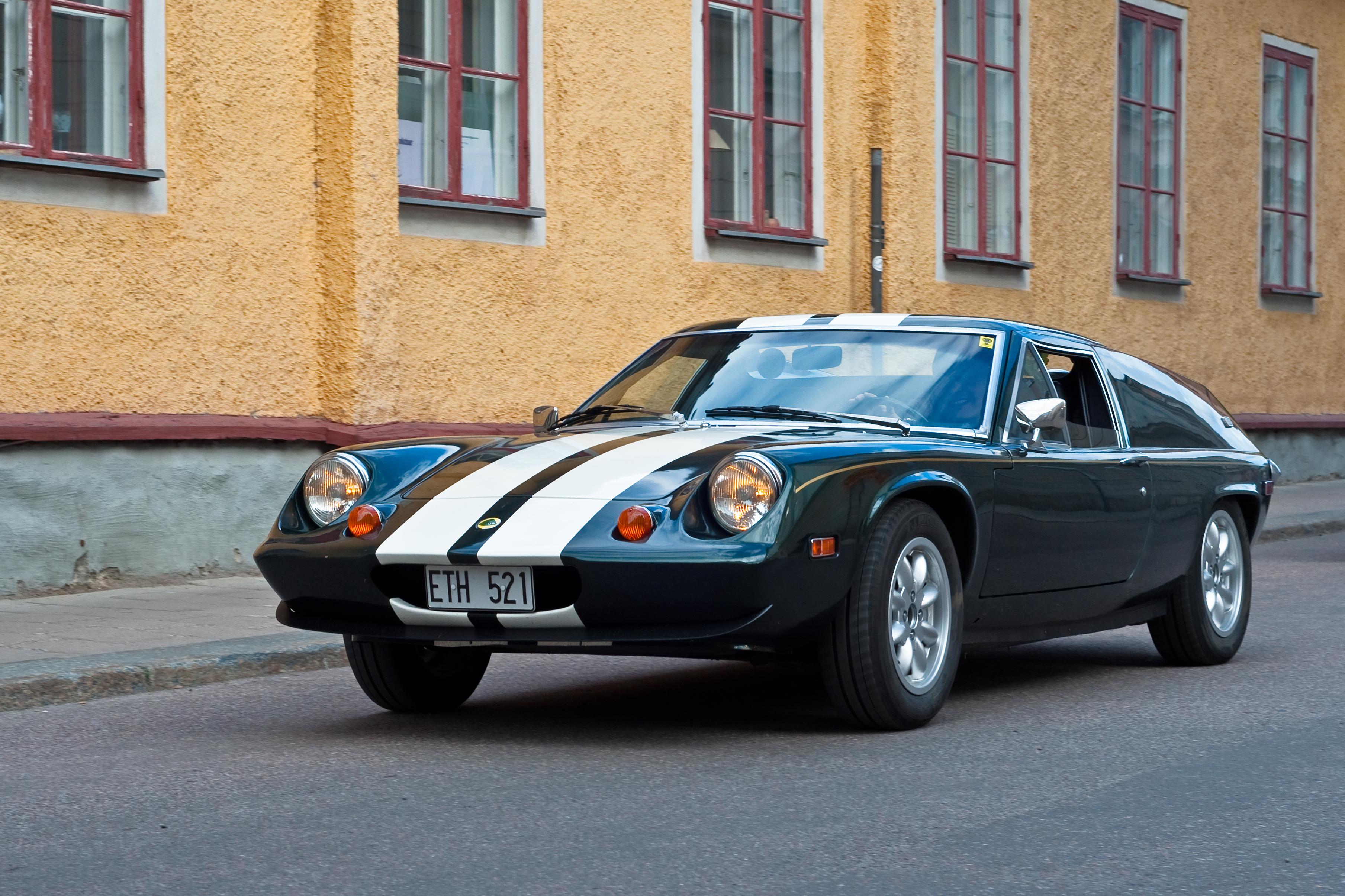 Lotus europa s 2 1971 photo