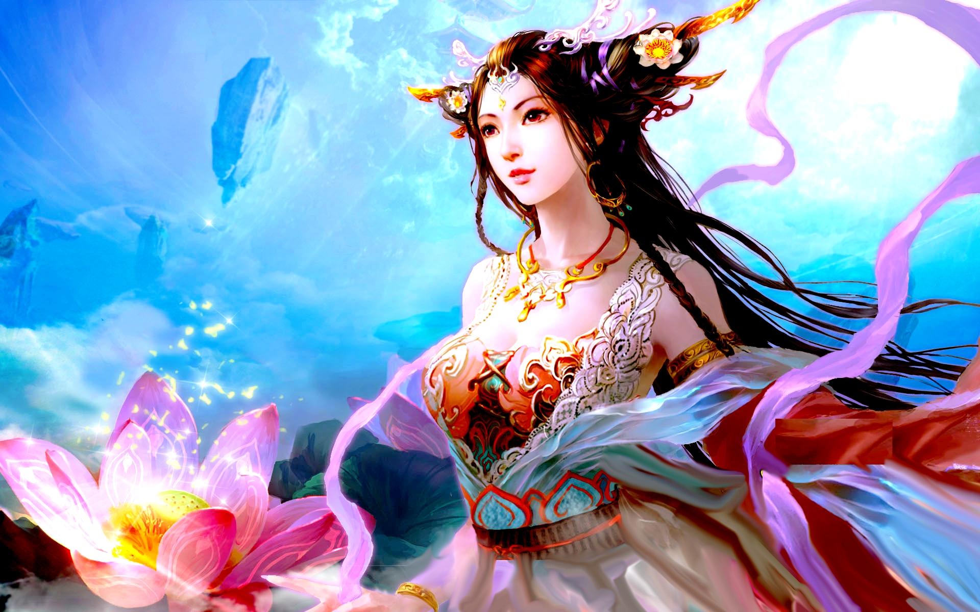 Lotus princess photo