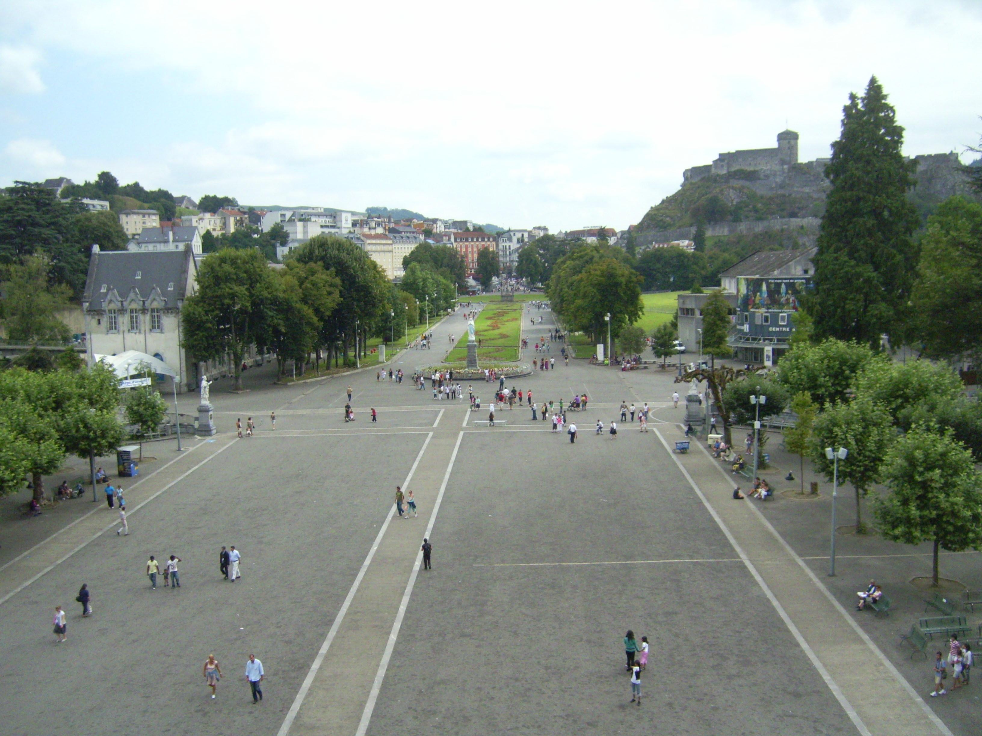 Lourdes, France, France, French, Landscape, Lourde, HQ Photo
