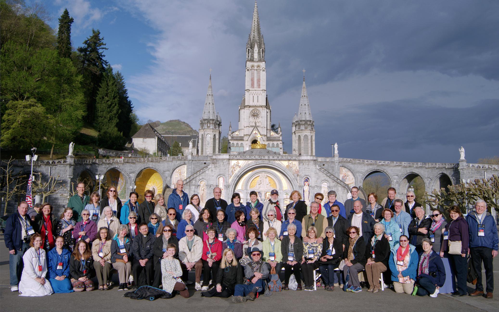 Full Day at Lourdes France including Tour of Shrine and Bernadette's ...