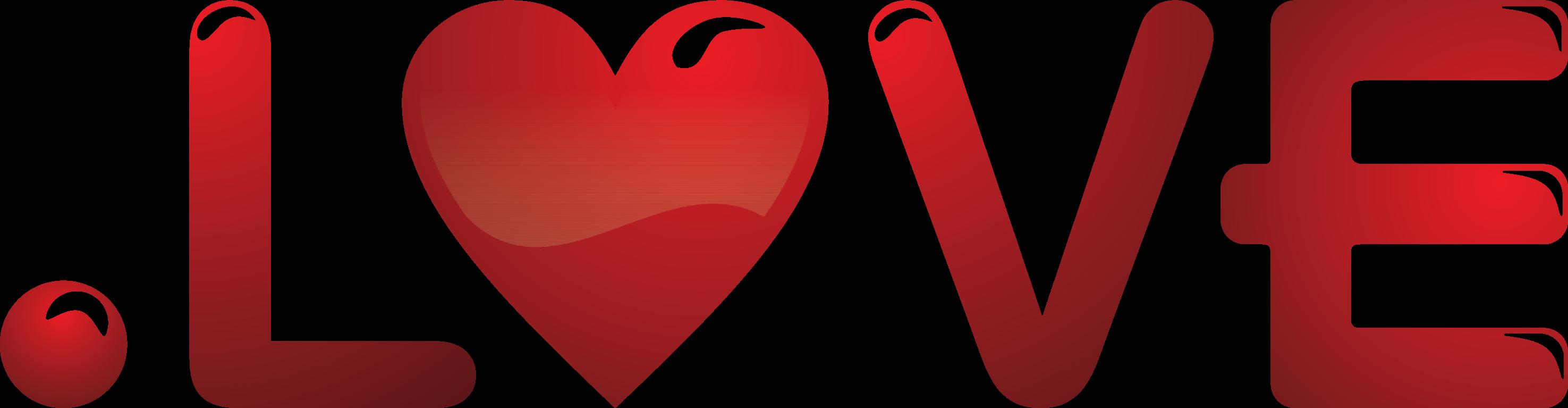 LOVE Domain Names