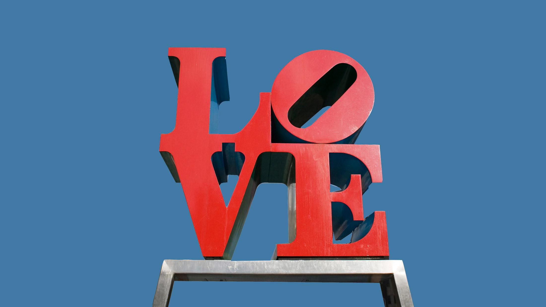 LOVE Statue — Visit Philadelphia