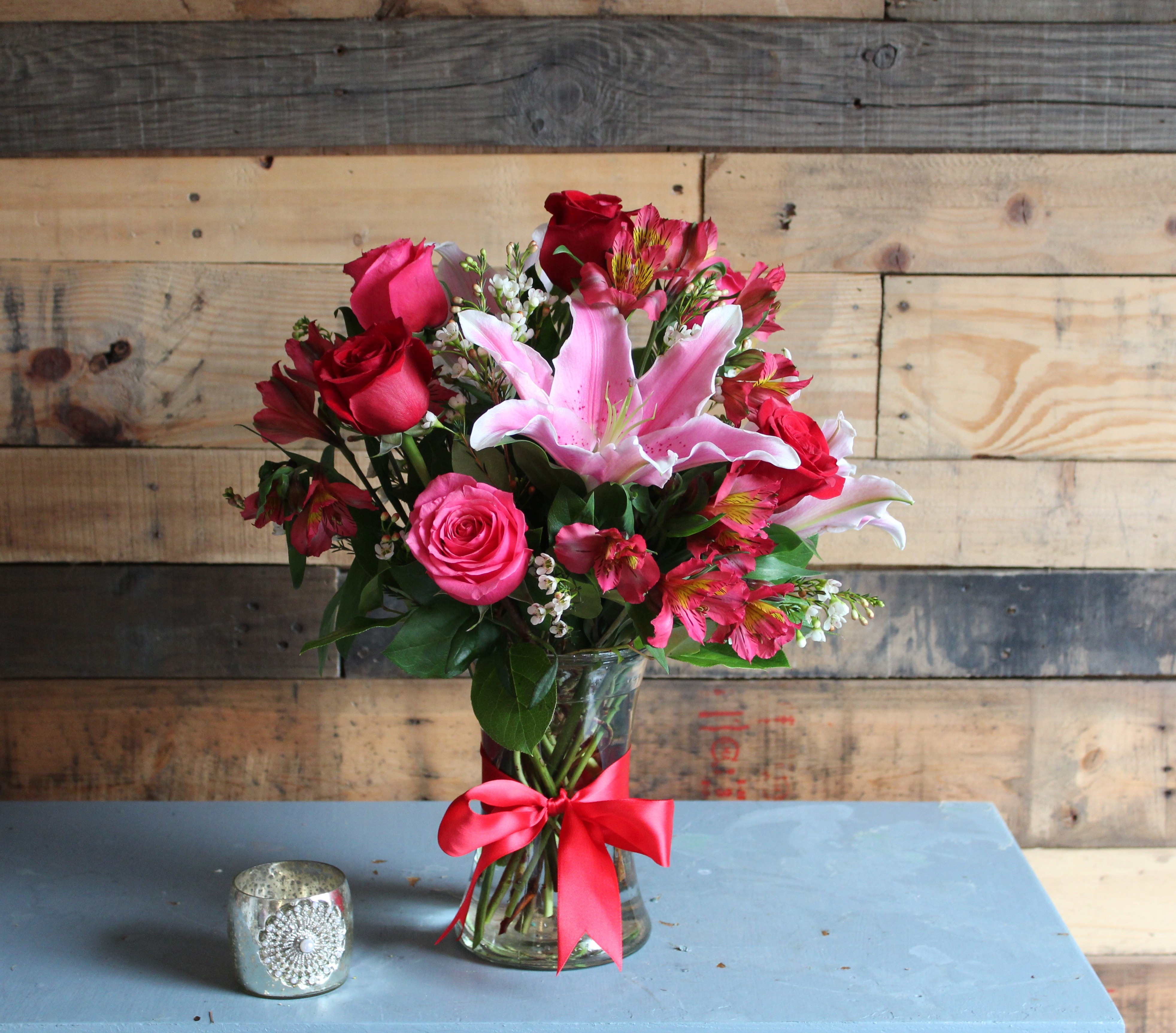 Love and Romance in Temple City, CA   Fanny's Flowers