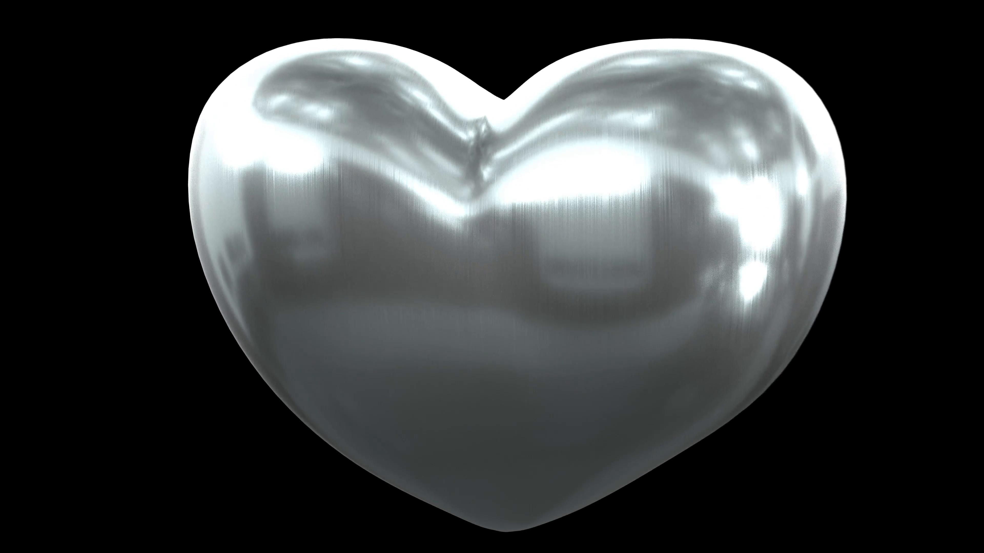 Love and Romance Heart Beat Motion Background - Videoblocks