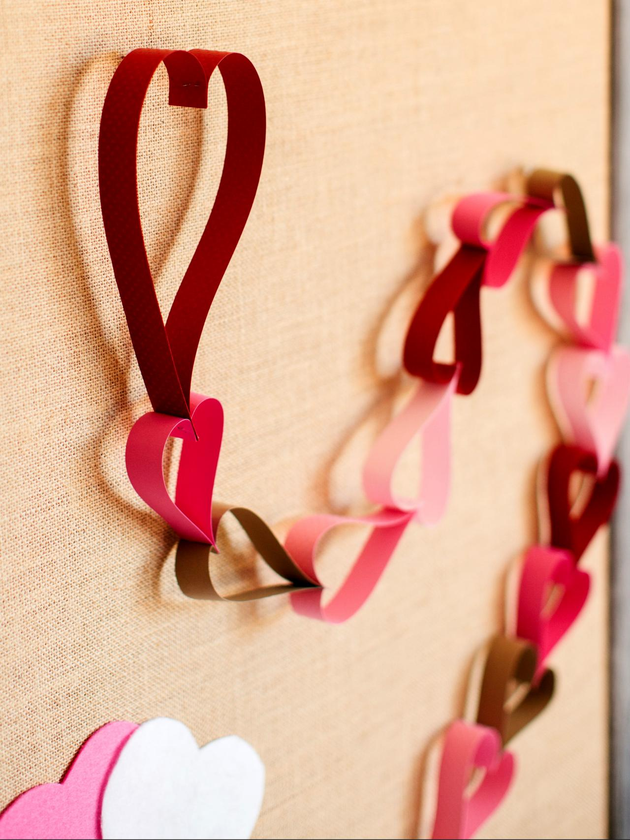 14 DIY Valentine's Day Decorations You'll Love | HGTV's Decorating ...