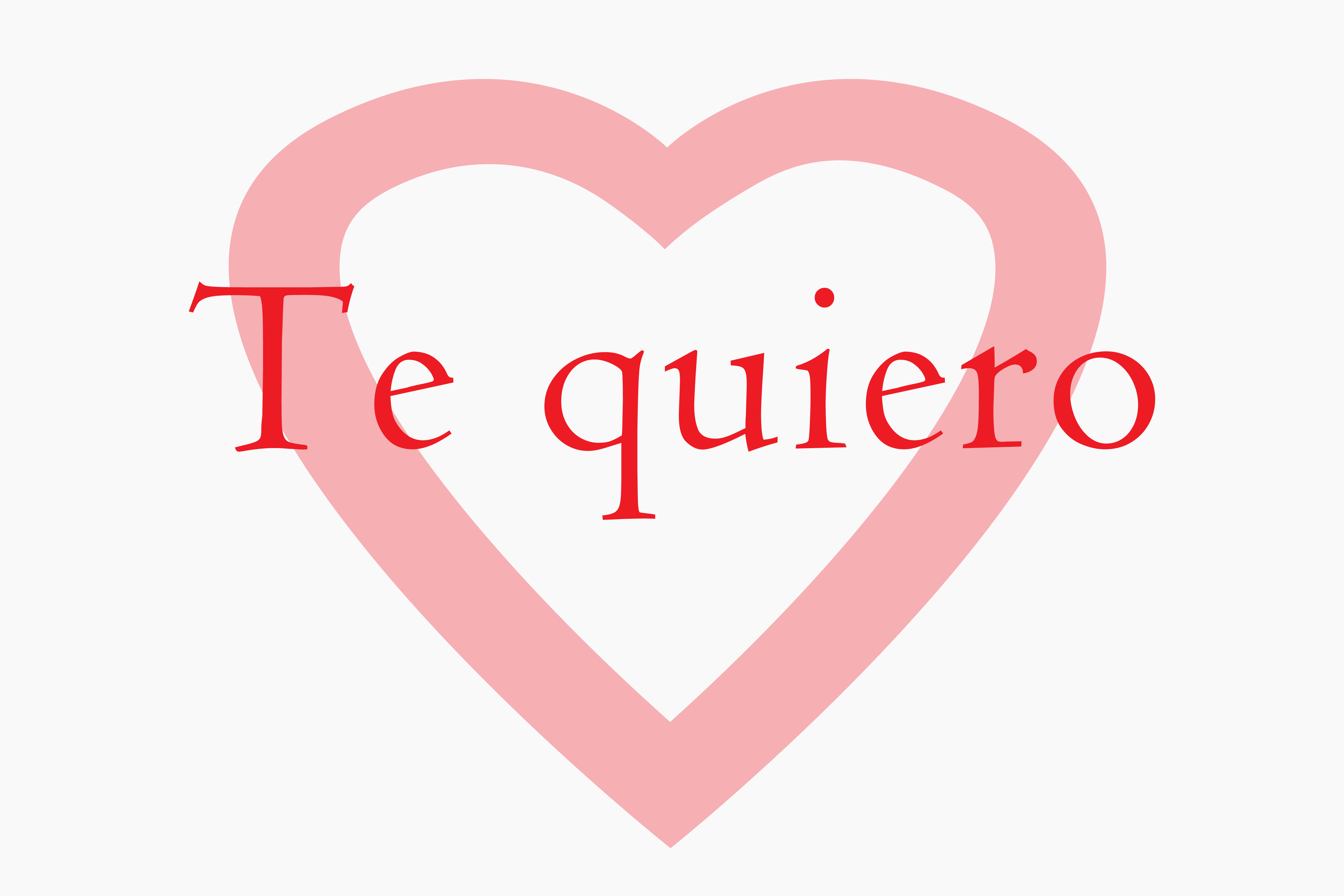 How to Write I Love You in Spanish: 8 Steps (with Pictures)