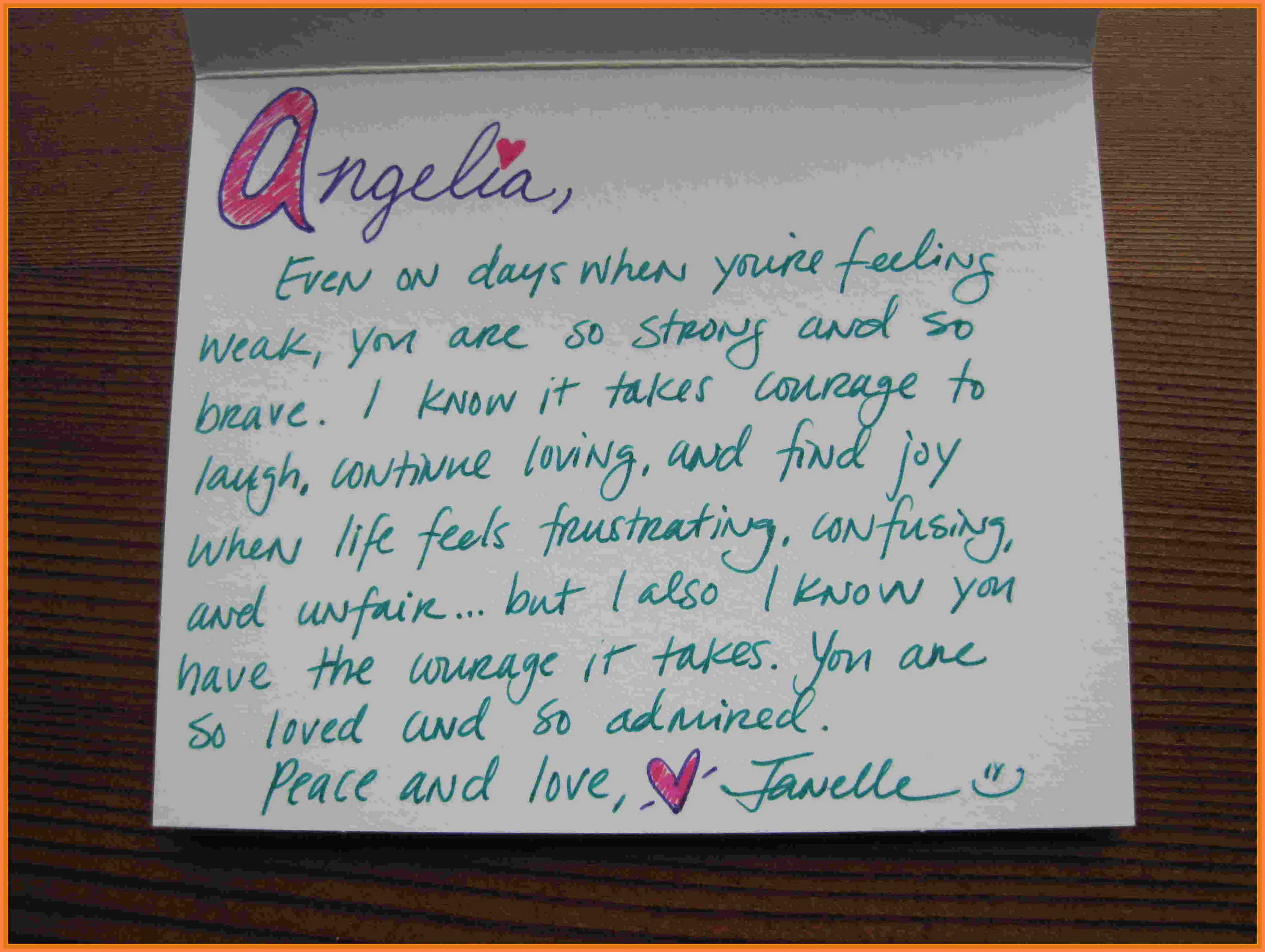 Sweet Love Letter For Her.Free Photo Love Letter Activity Human Key Free