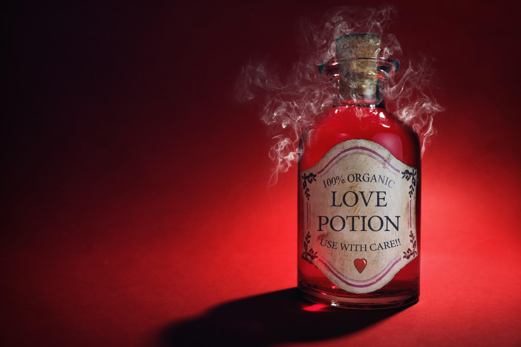 The History of Love Spells and Potions | The Hauntist | Destination ...