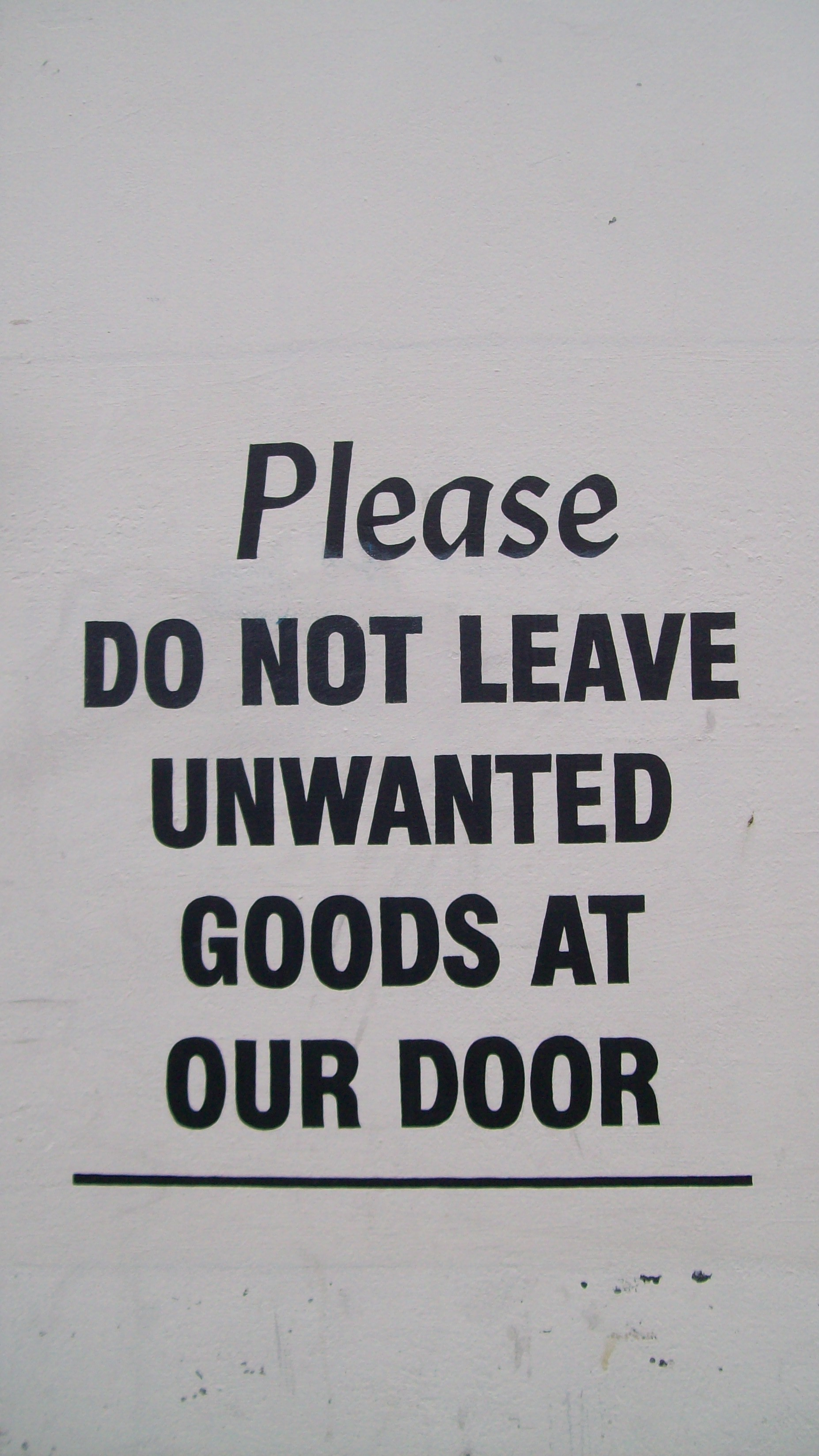 Lovely sign outside furniture shop photo