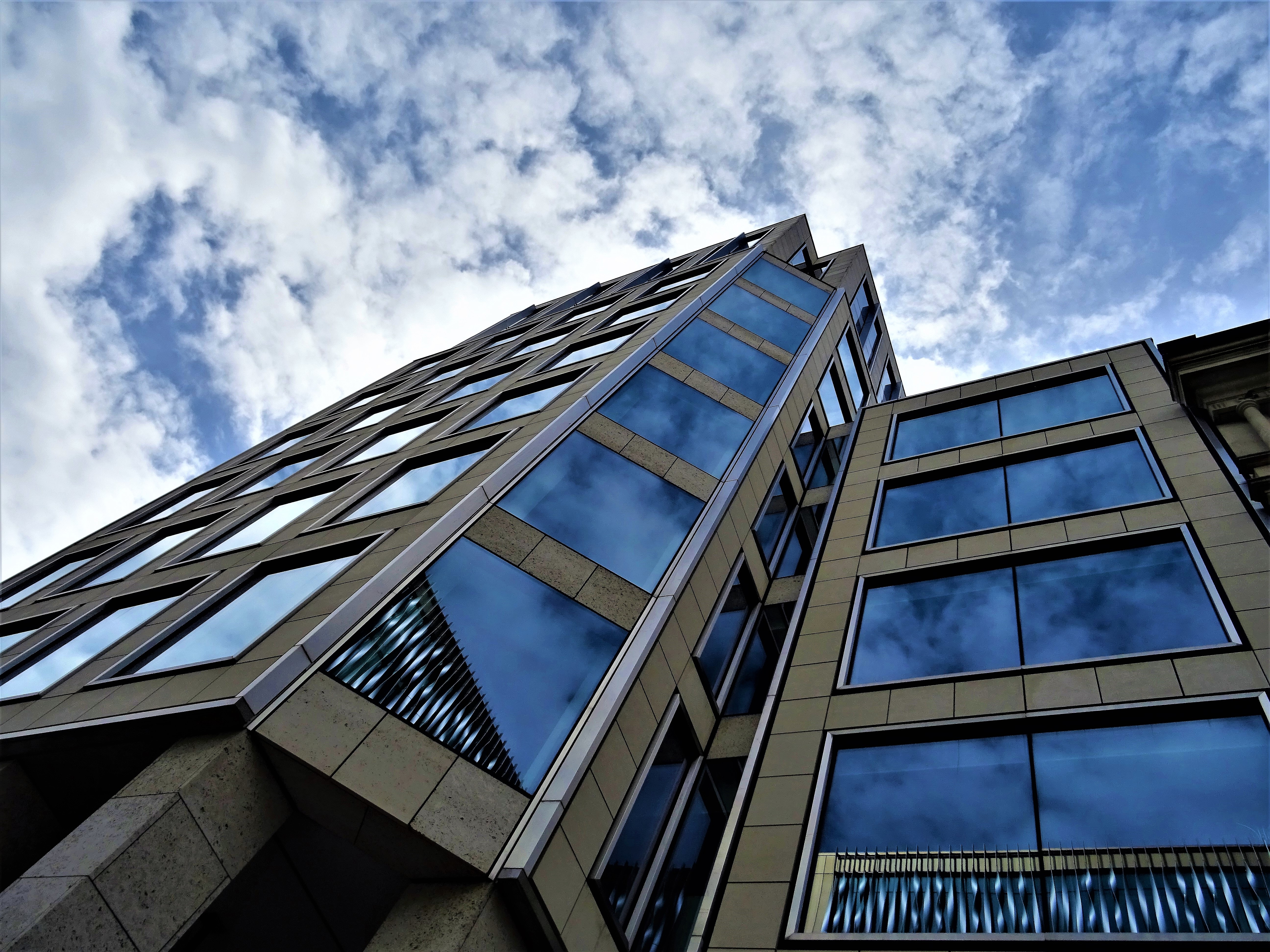Low Angle Photo of High-rise Building, Architectural design, Low angle shot, Urban, Tall, HQ Photo