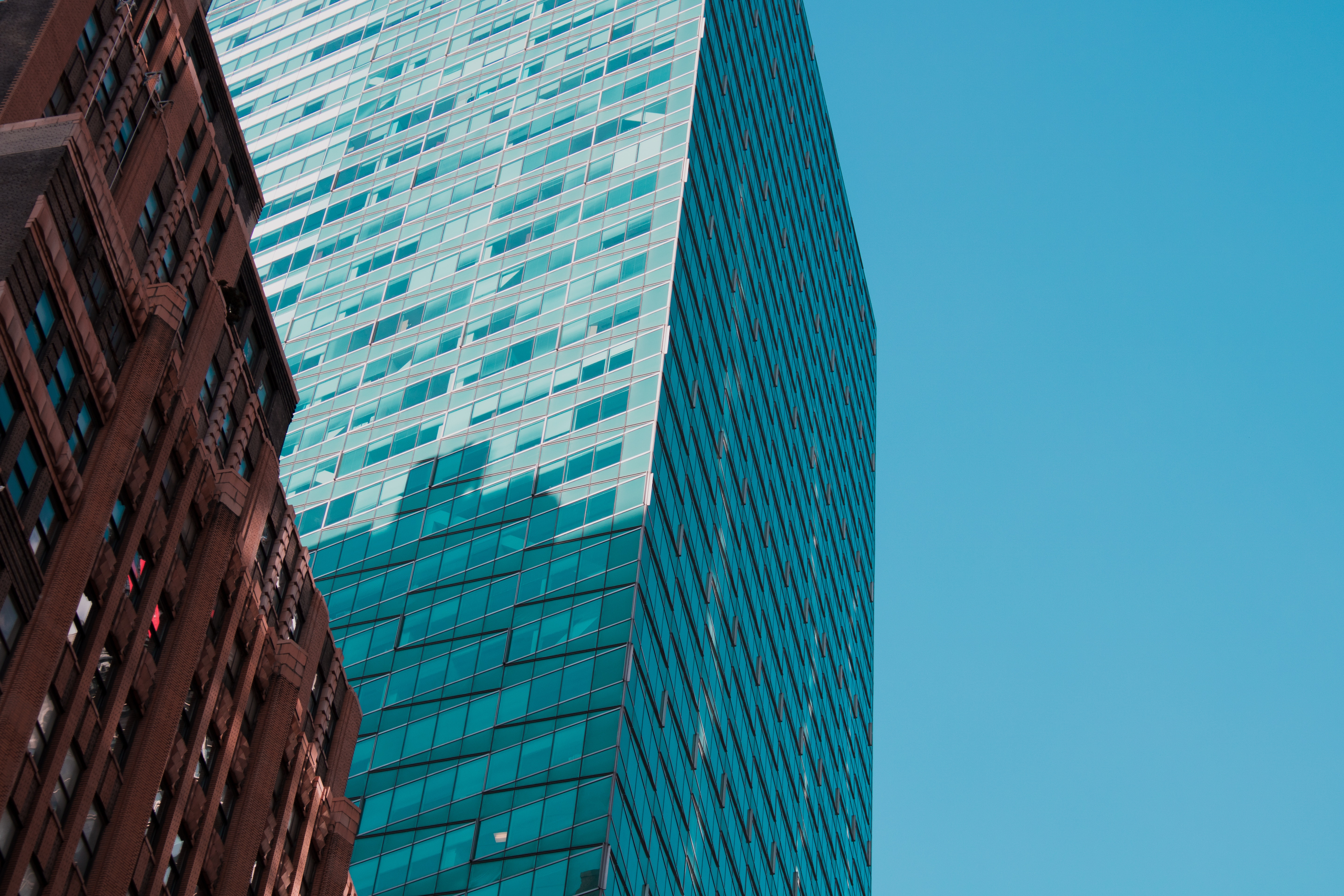 Low-angle Photograph of High Rise Building, Architectural design, Modern, Urban, Tower, HQ Photo